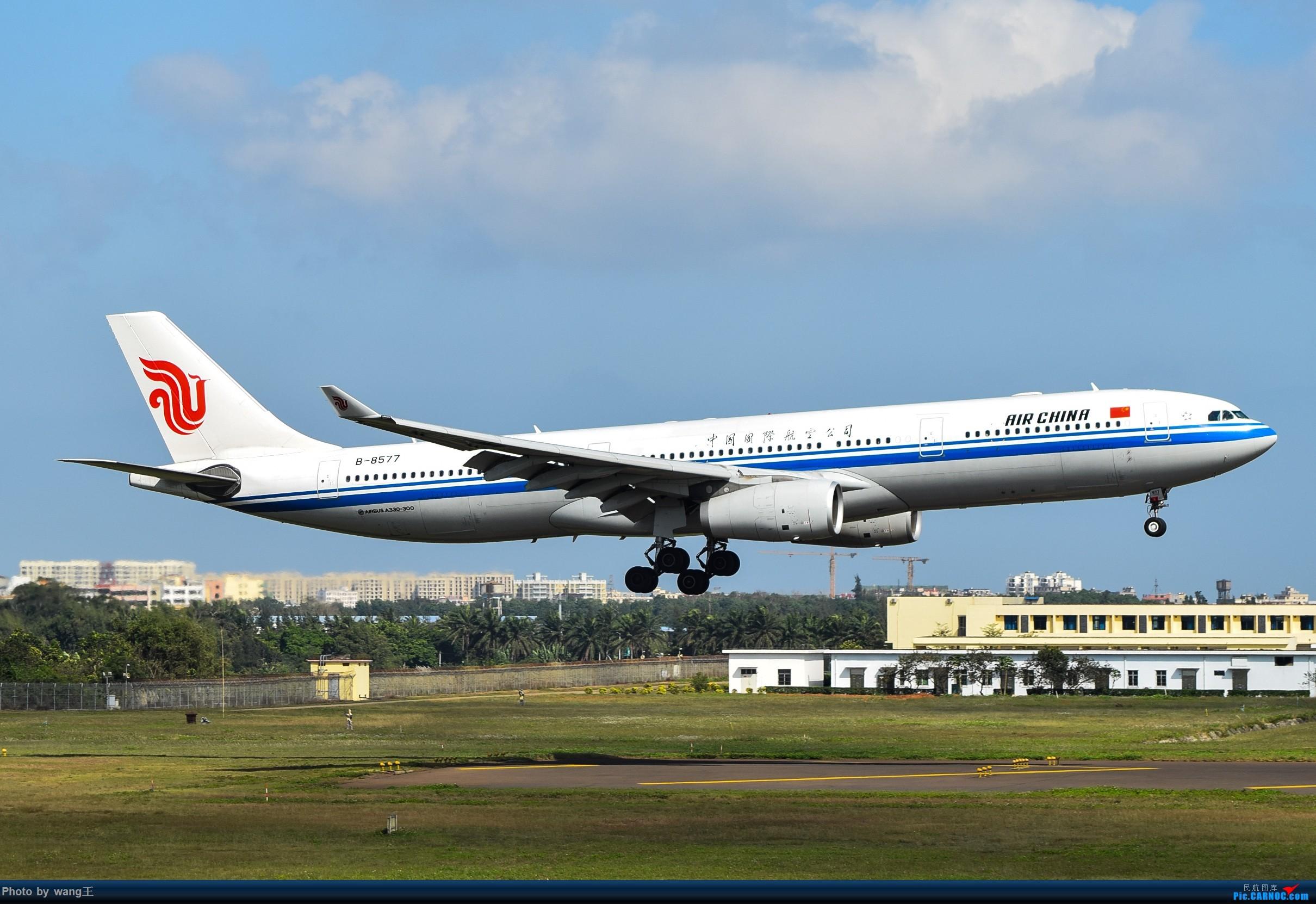 Re:[原创]记录HAK 2019的春运 AIRBUS A330-300 B-8577 中国海口美兰国际机场