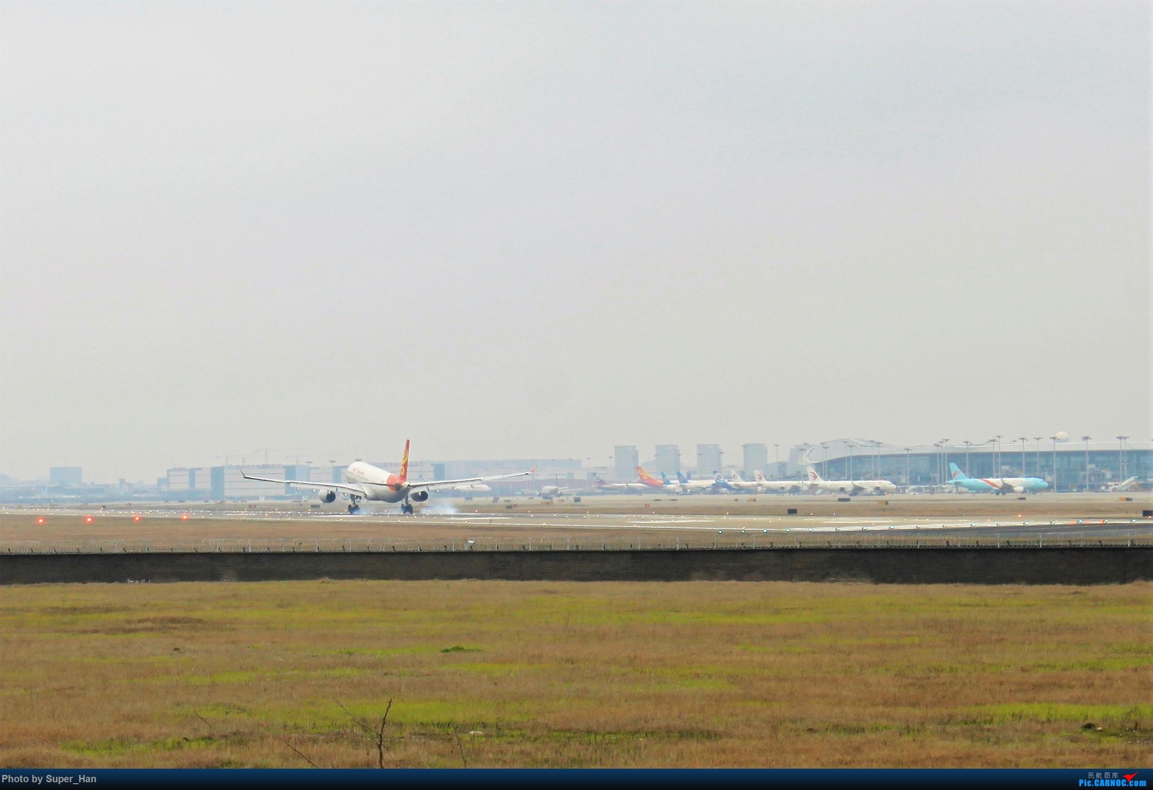 Re:[原创]0217再访HGH AIRBUS A330-300 B-6905 中国杭州萧山国际机场