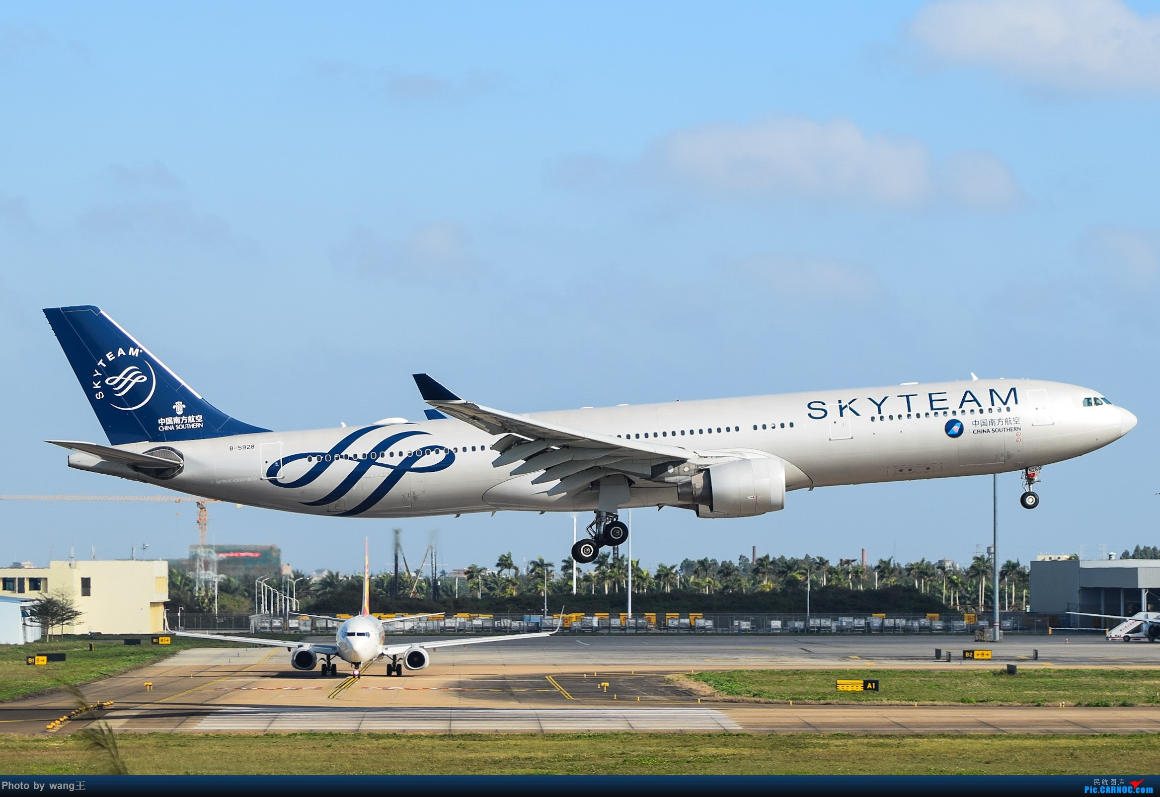 Re:[原创]记录HAK 2019的春运 AIRBUS A330-300 B-5928 中国海口美兰国际机场