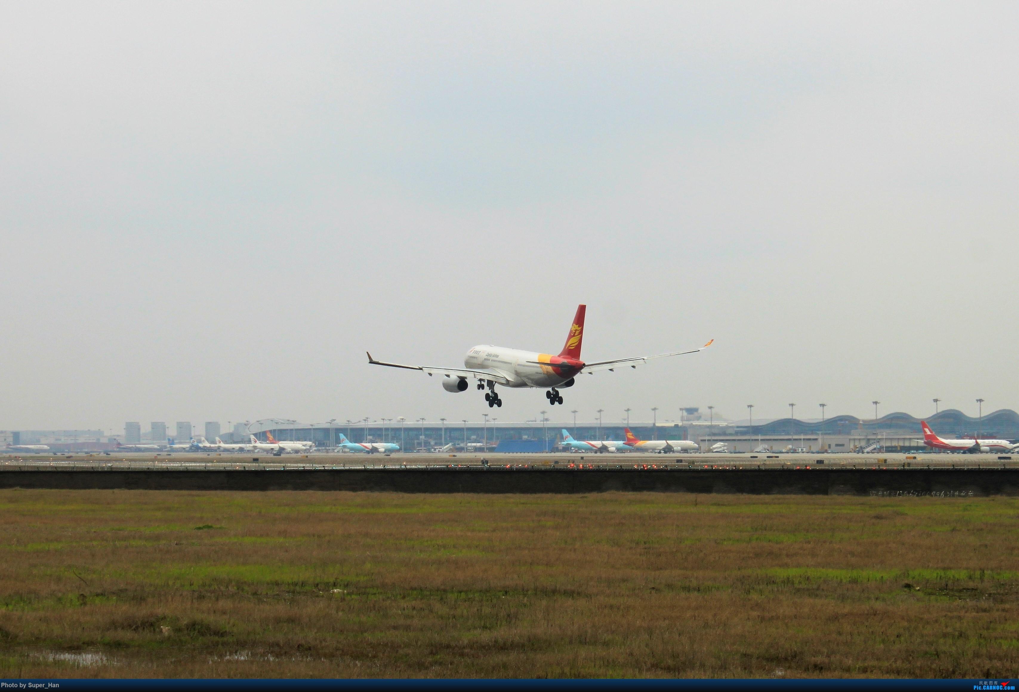 Re:[原创]0217再访HGH AIRBUS A330-200 B-8982 中国杭州萧山国际机场