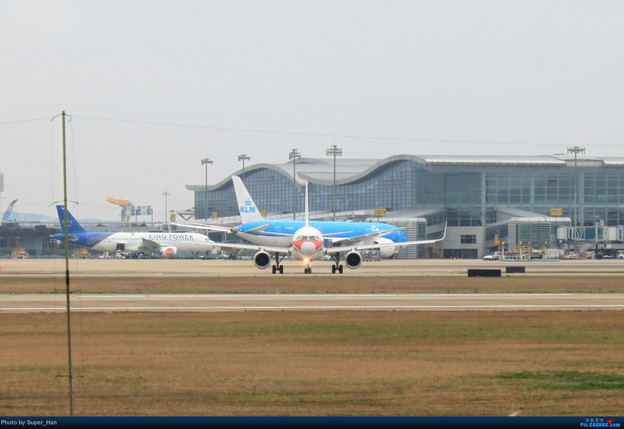 Re:[原创]0217再访HGH AIRBUS A320-200 B-1861 中国杭州萧山国际机场