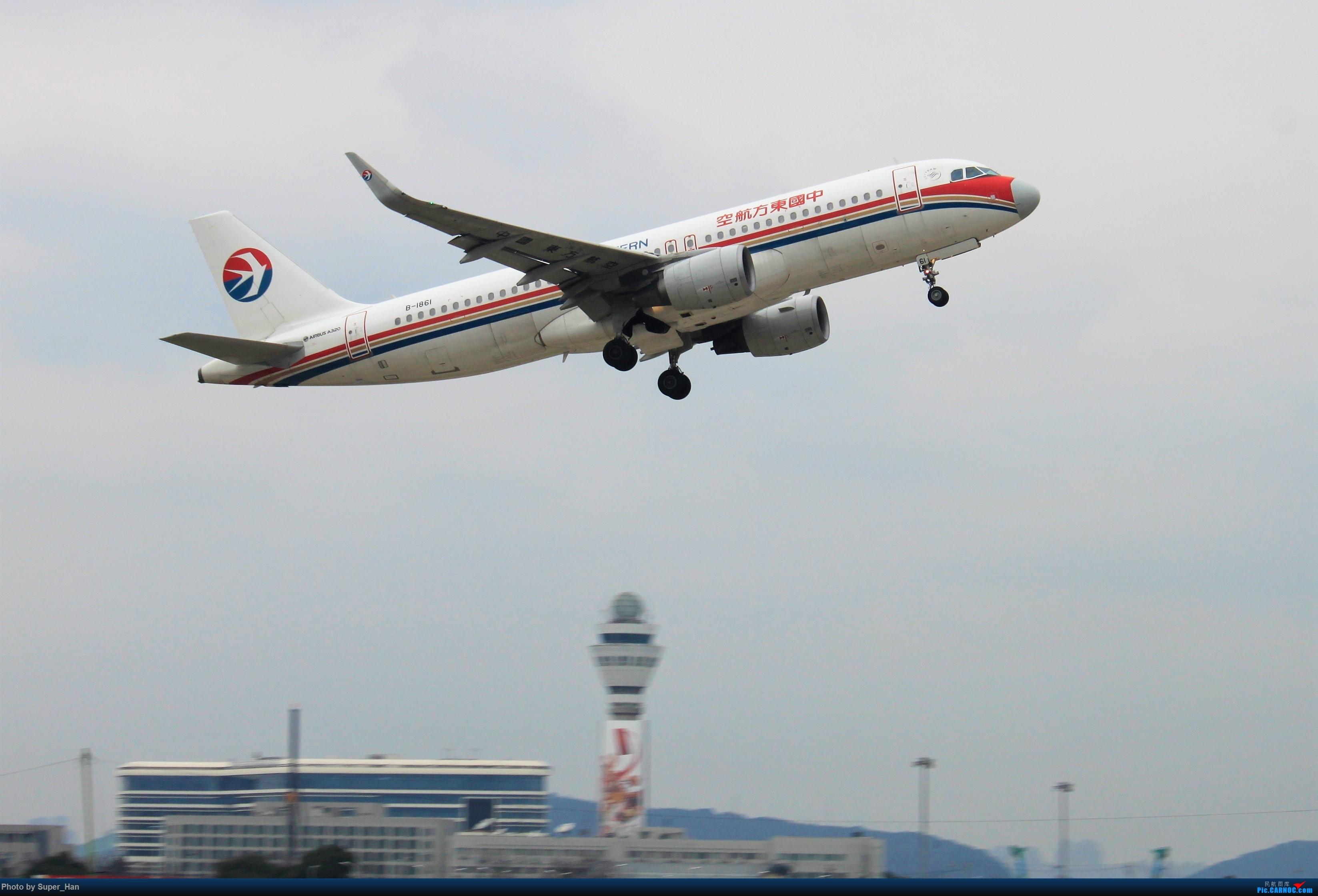 Re:0217再访HGH AIRBUS A320-200 B-1861 中国杭州萧山国际机场