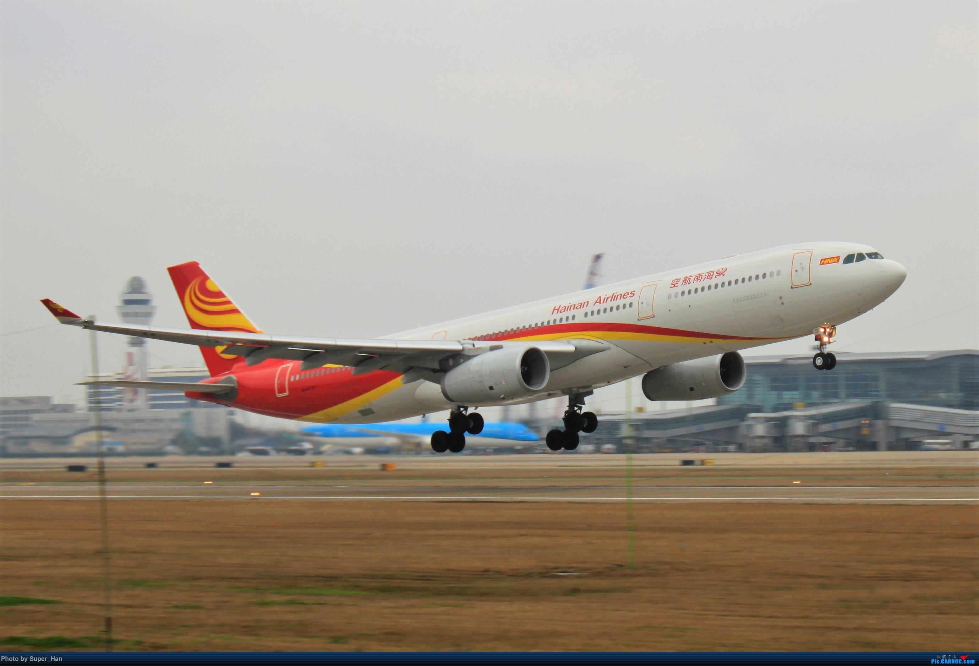 Re:[原创]0217再访HGH AIRBUS A330-300 B-1021 中国杭州萧山国际机场