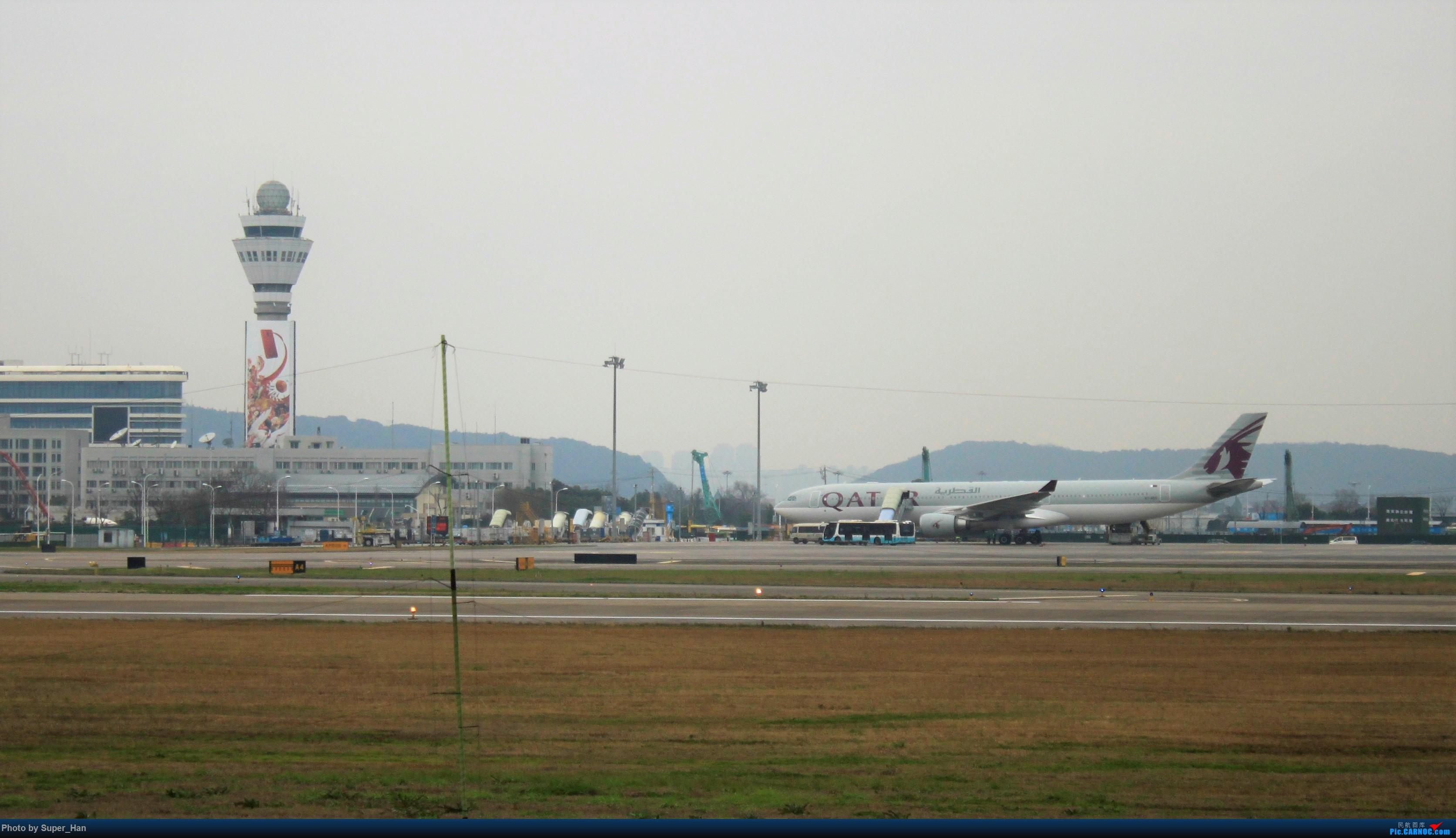 Re:[原创]0217再访HGH AIRBUS A330-300 A7-AEO 中国杭州萧山国际机场