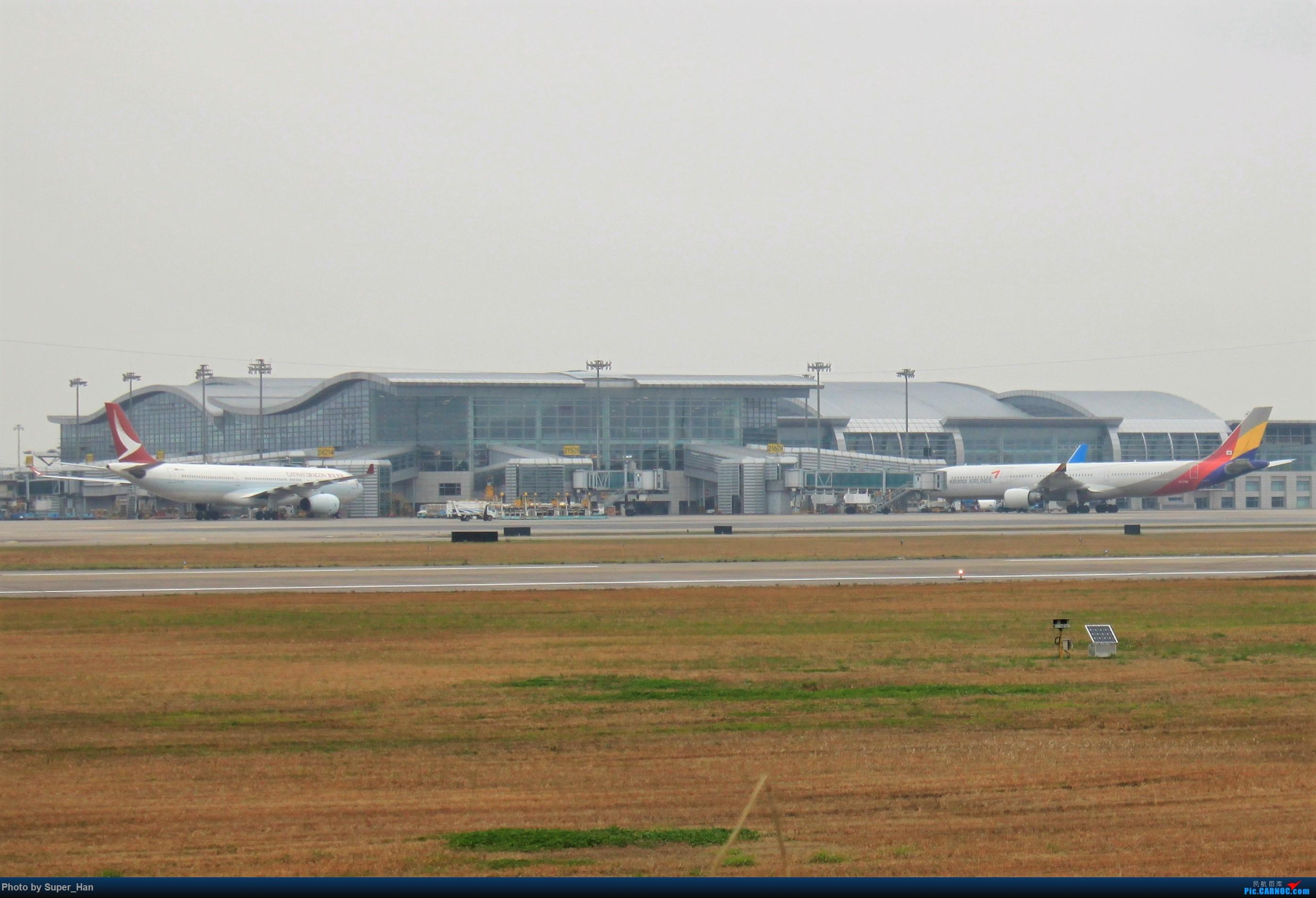 Re:[原创]0217再访HGH AIRBUS A330-300 HL7746 中国杭州萧山国际机场