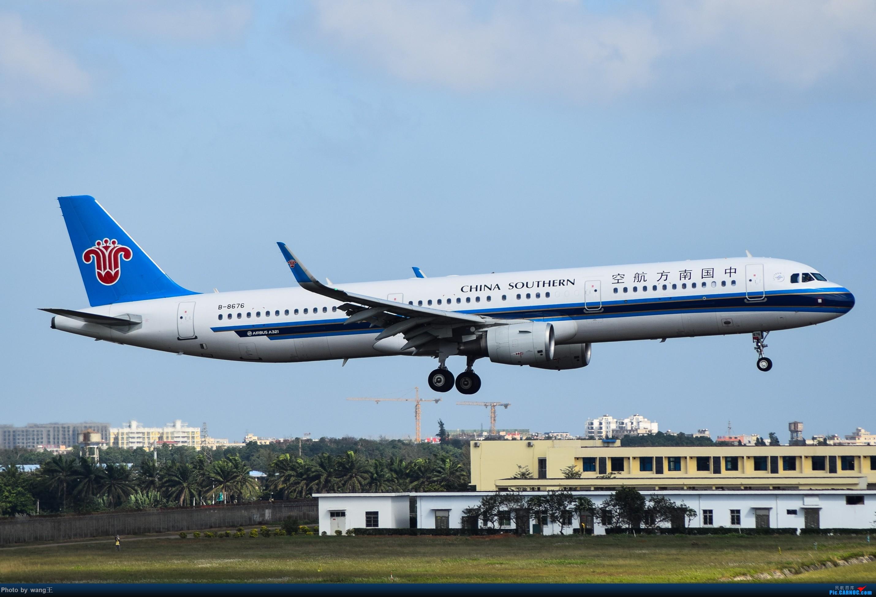 Re:[原创]记录HAK 2019的春运 AIRBUS A321-200 B-8676 中国海口美兰国际机场