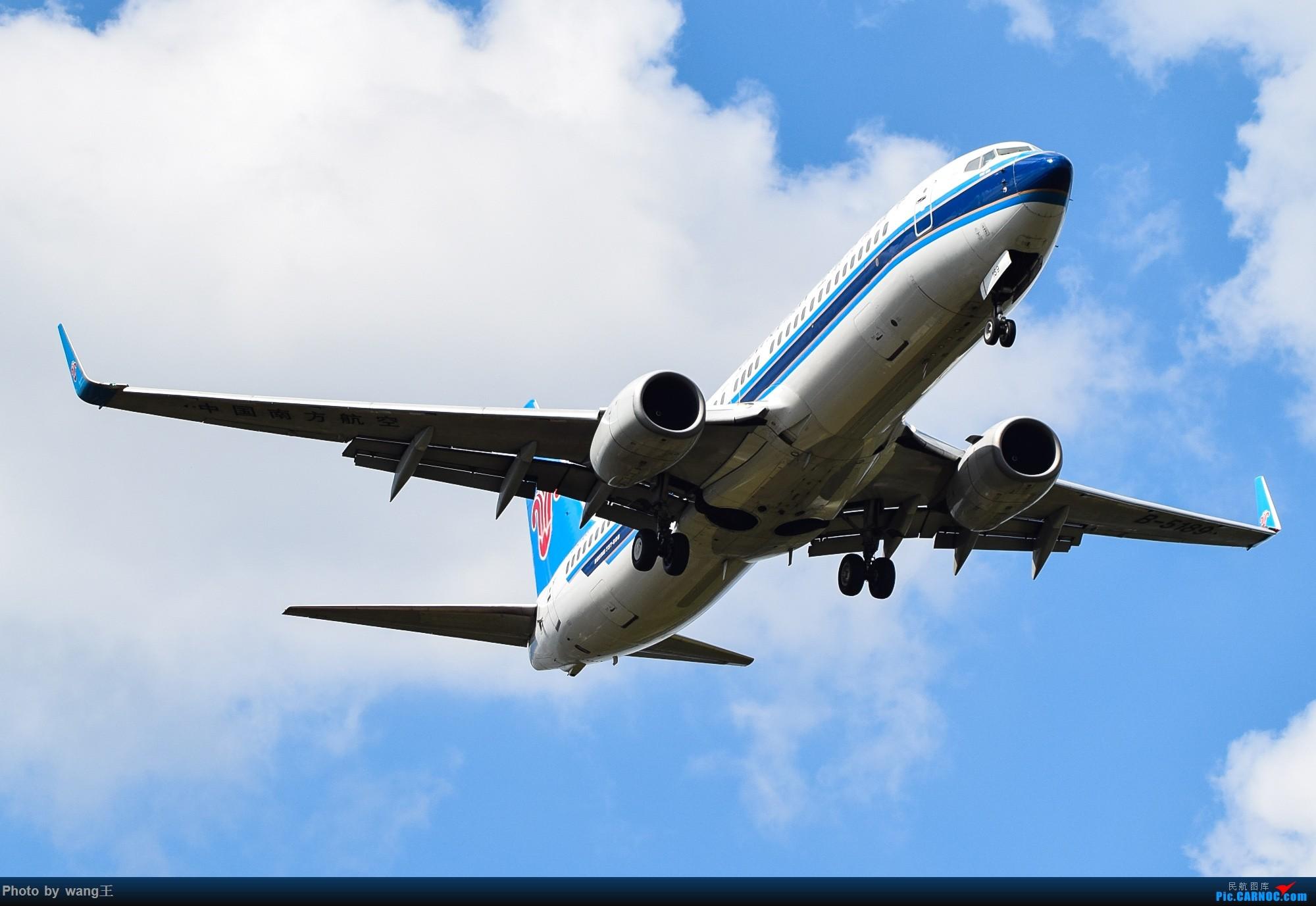 Re:[原创]记录HAK 2019的春运 BOEING 737-800 B-5189 中国海口美兰国际机场