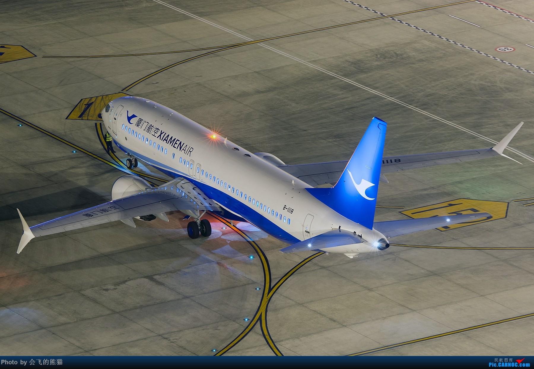Re:自有天收 BOEING 737MAX-8 B-1118 中国成都双流国际机场