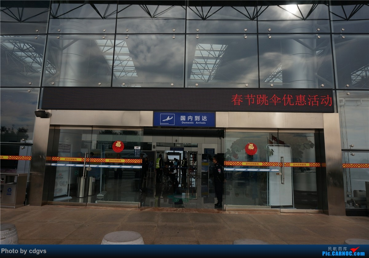 Re:[原创]滇东南的空铁联运,一次头脑冲动的旅行 BOEING 737-700 B-5243 中国文山普者黑机场