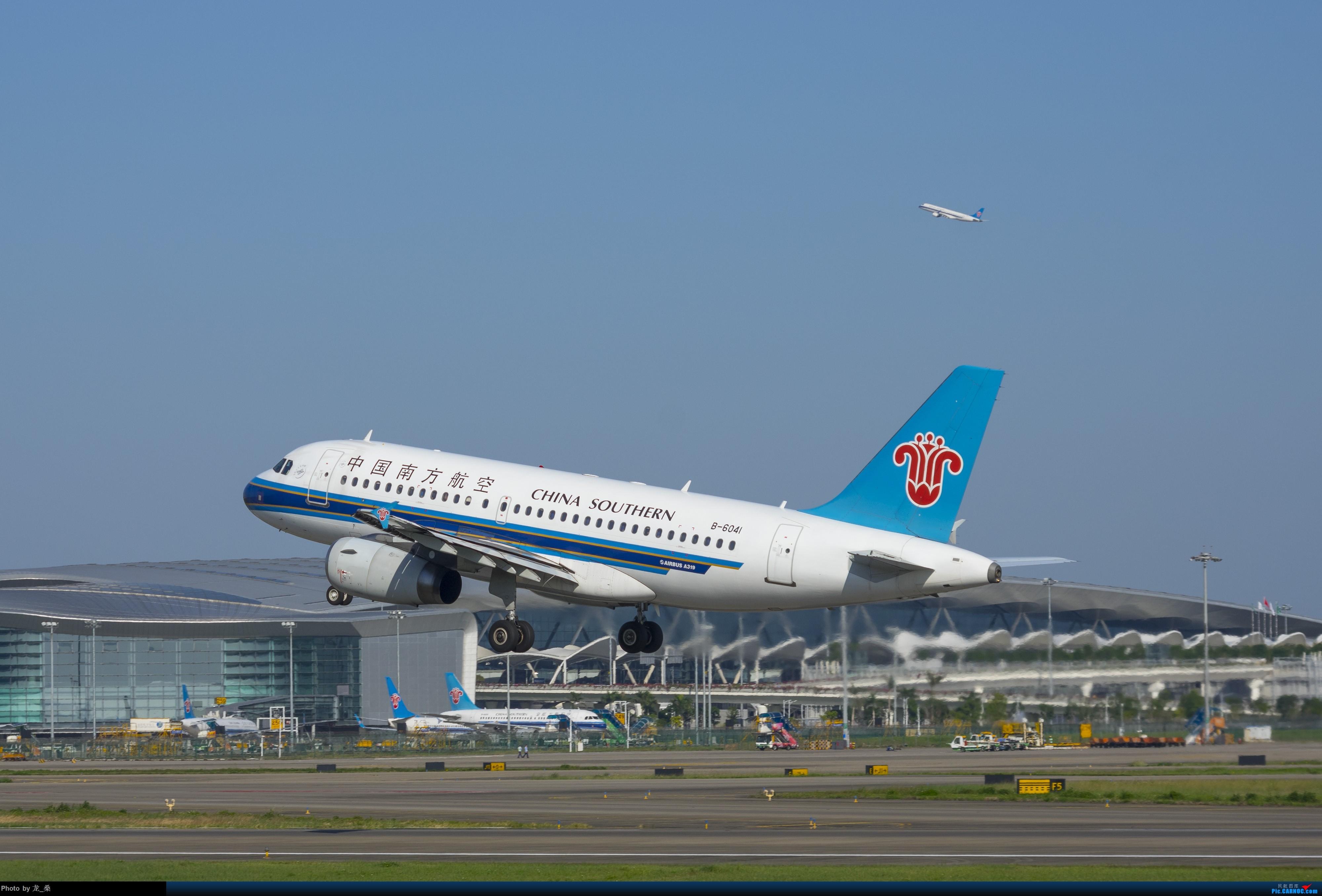 Re:[原创]发一组CAN的旧图,我可能是论坛唯一宾得党了吧 AIRBUS A319-100 B-6041 中国广州白云国际机场