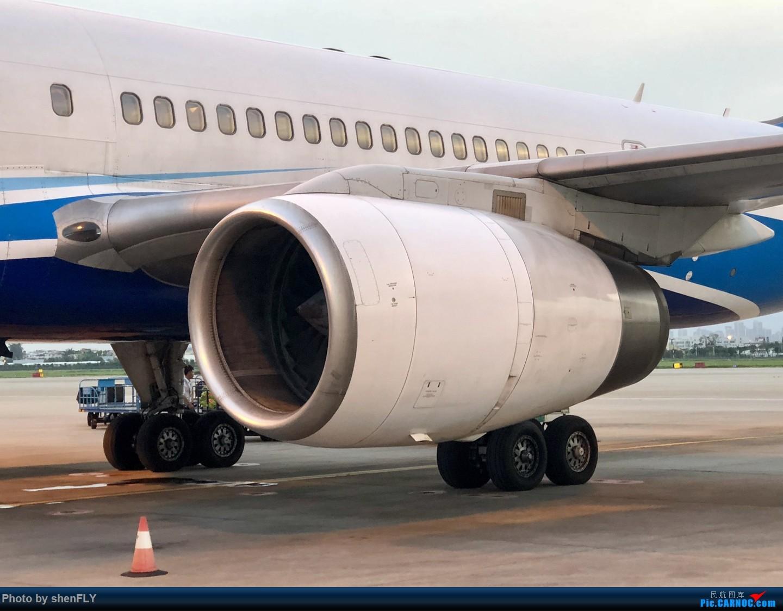 Re:[原创]伴随夕阳起飞,回忆最后一次搭乘厦航757飞行 BOEING 757-200 B-2866 中国厦门高崎国际机场
