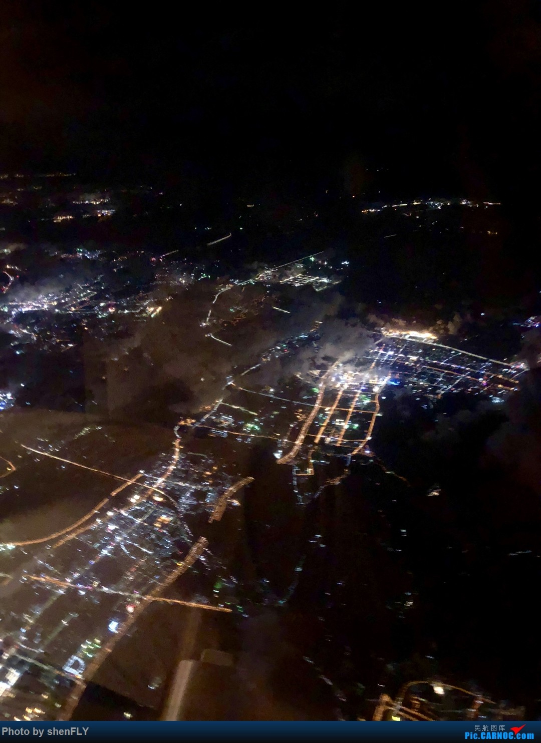 Re:[原创]伴随夕阳起飞,回忆最后一次搭乘厦航757飞行 BOEING 757-200 B-2869 空中