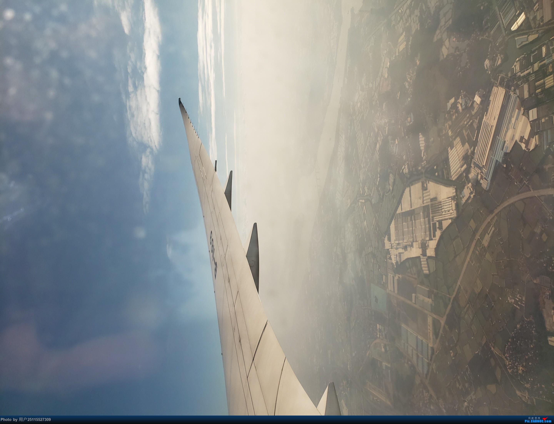 Re:[原创]潜水那么久来发个游记,ZUH-BHY-ACX-CKG-CAN体验CRJ900和789,顺便看下BHY和CKG机场 BOEING 787-9 B-1169 中国广州白云国际机场