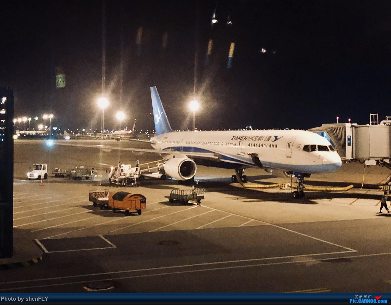 Re:[原创]伴随夕阳起飞,回忆最后一次搭乘厦航757飞行 BOEING 757-200 B-2866 中国上海虹桥国际机场