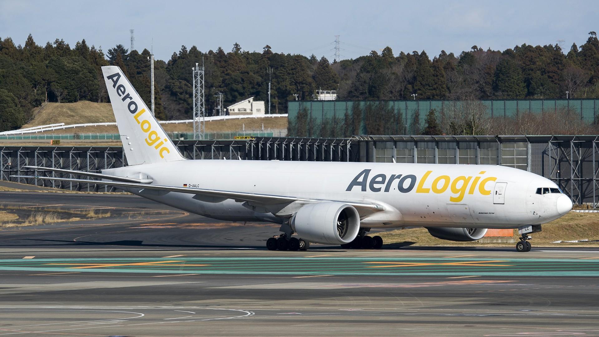 Re:AeroLogic D-AALC B777F