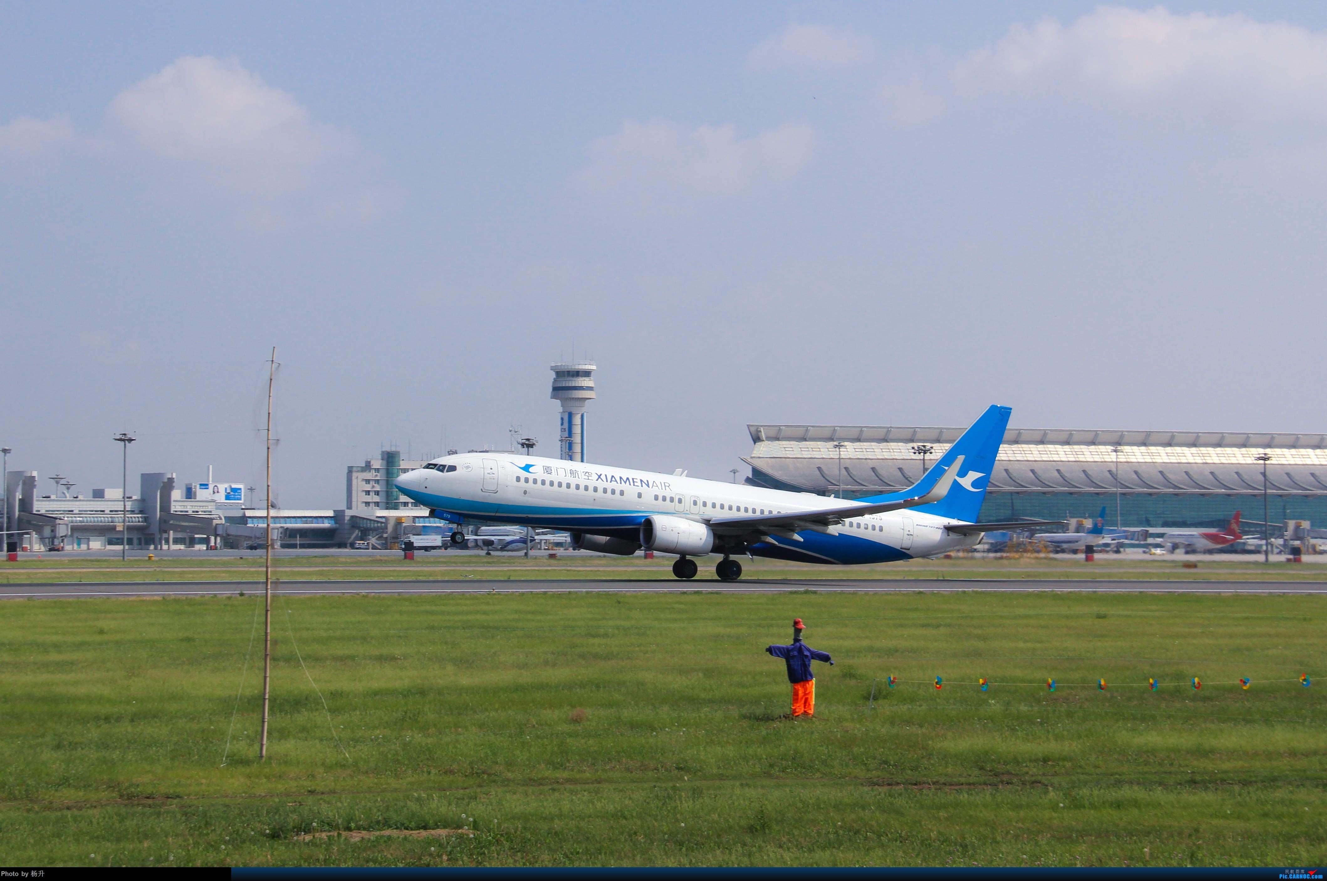 Re:[原创]【SHE】新人沈阳桃仙17拍机首发 BOEING 737-800 B-1579 中国沈阳桃仙国际机场