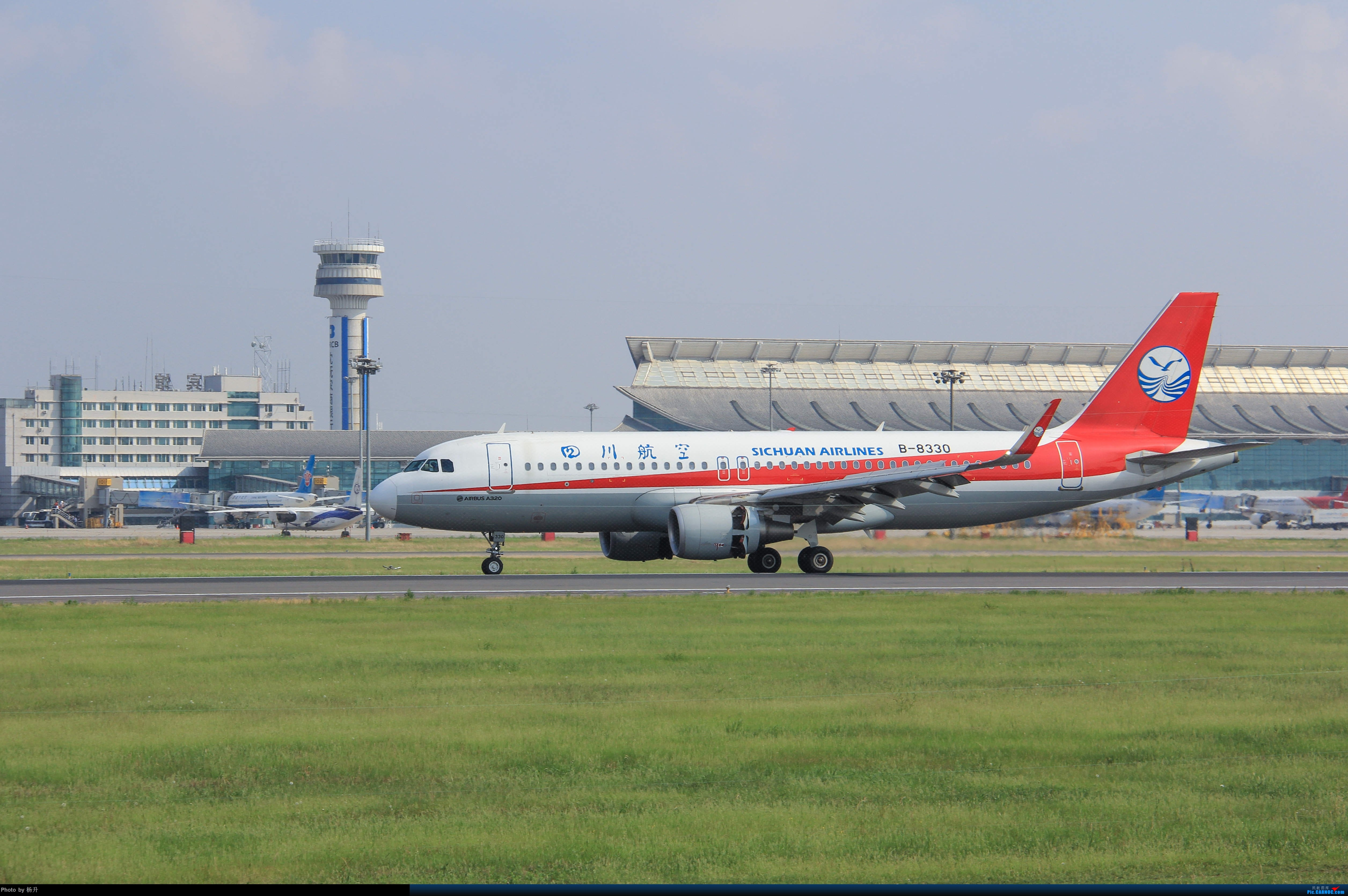 Re:[原创]【SHE】新人沈阳桃仙17拍机首发 AIRBUS A320-200 B-8330 中国沈阳桃仙国际机场