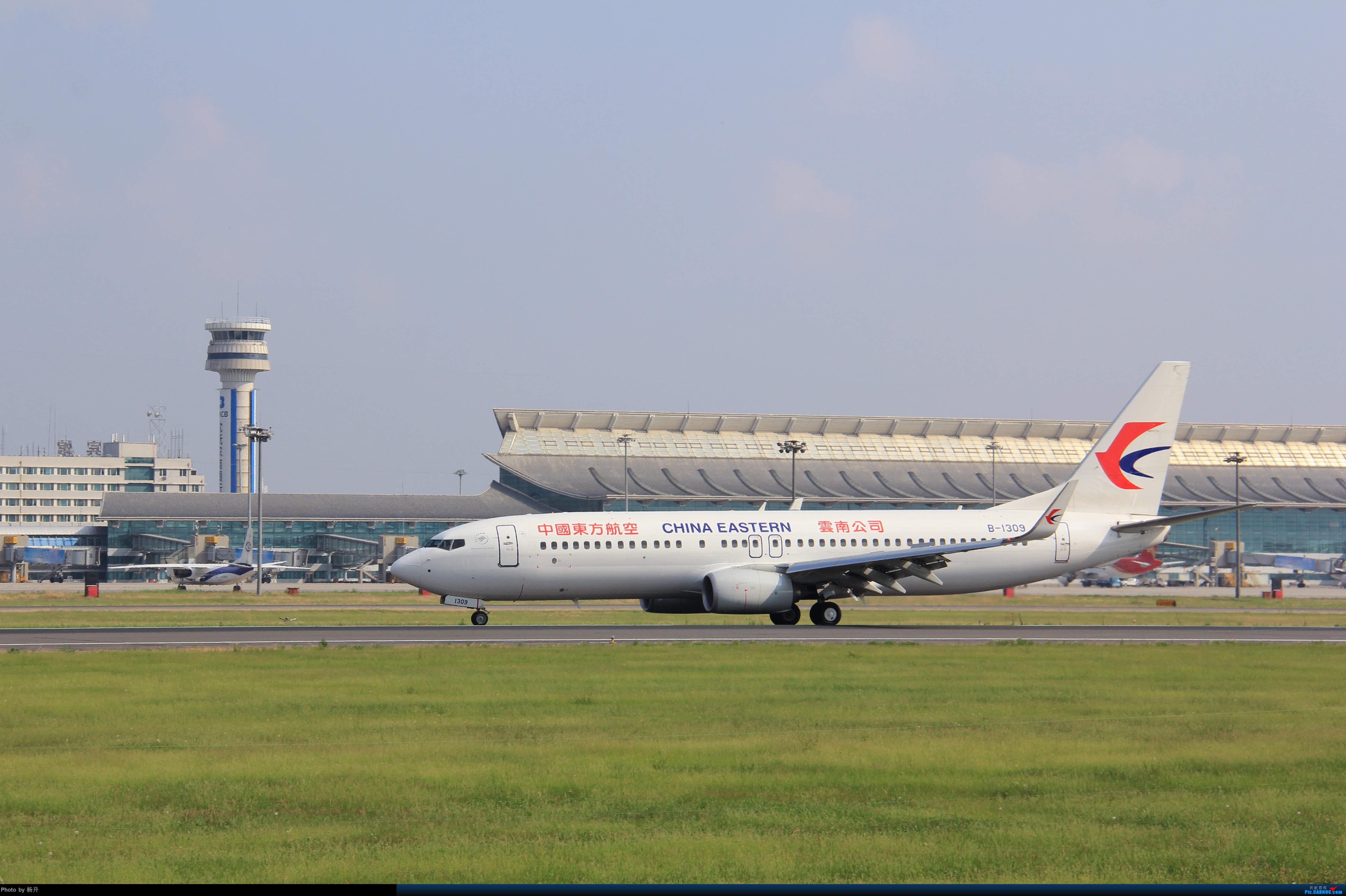Re:[原创]【SHE】新人沈阳桃仙17拍机首发 BOEING 737-800 B-1309 中国沈阳桃仙国际机场