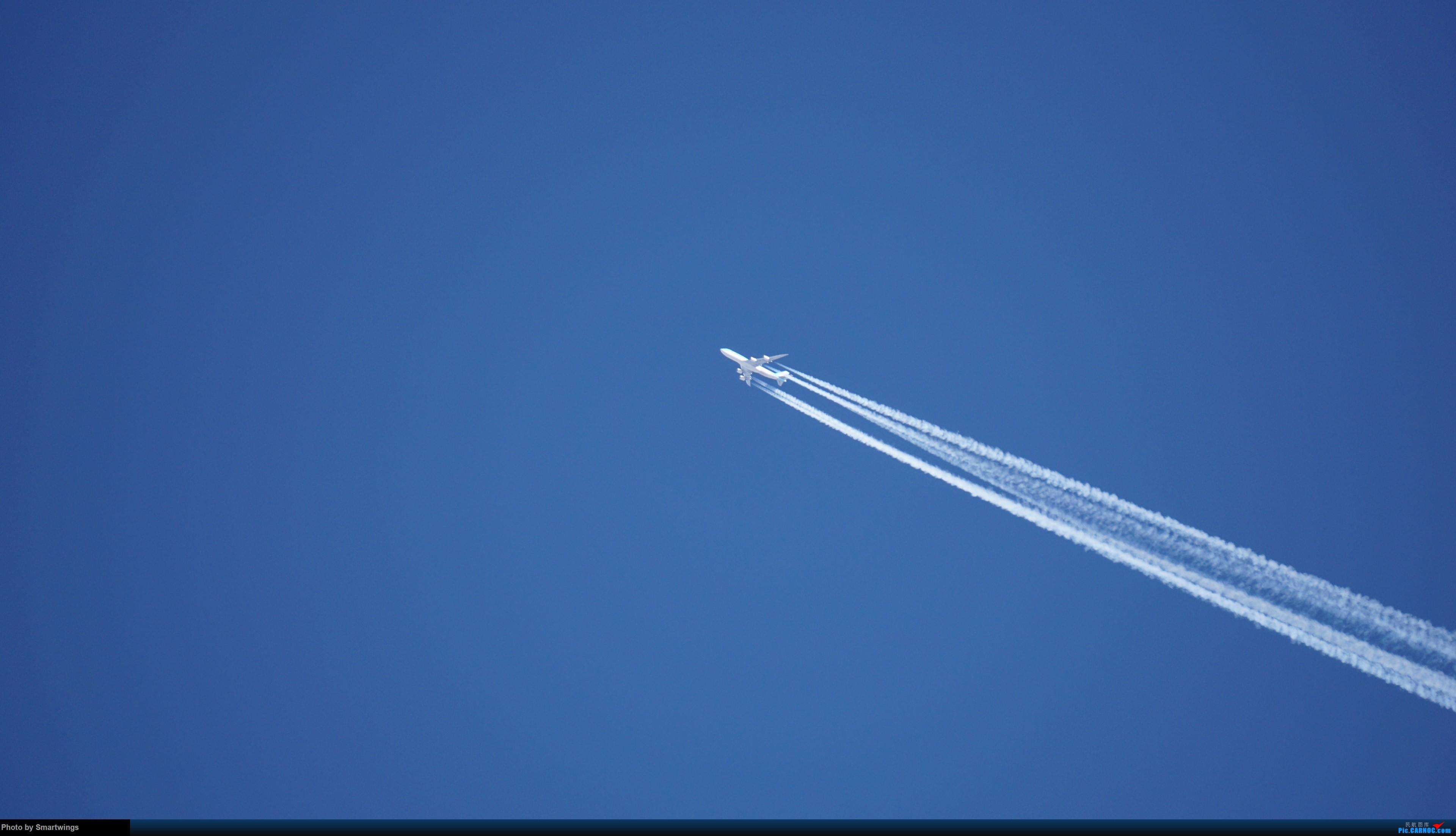 Re:[原创]呼伦贝尔机场冬日午后 BOEING 747-8I HL7643