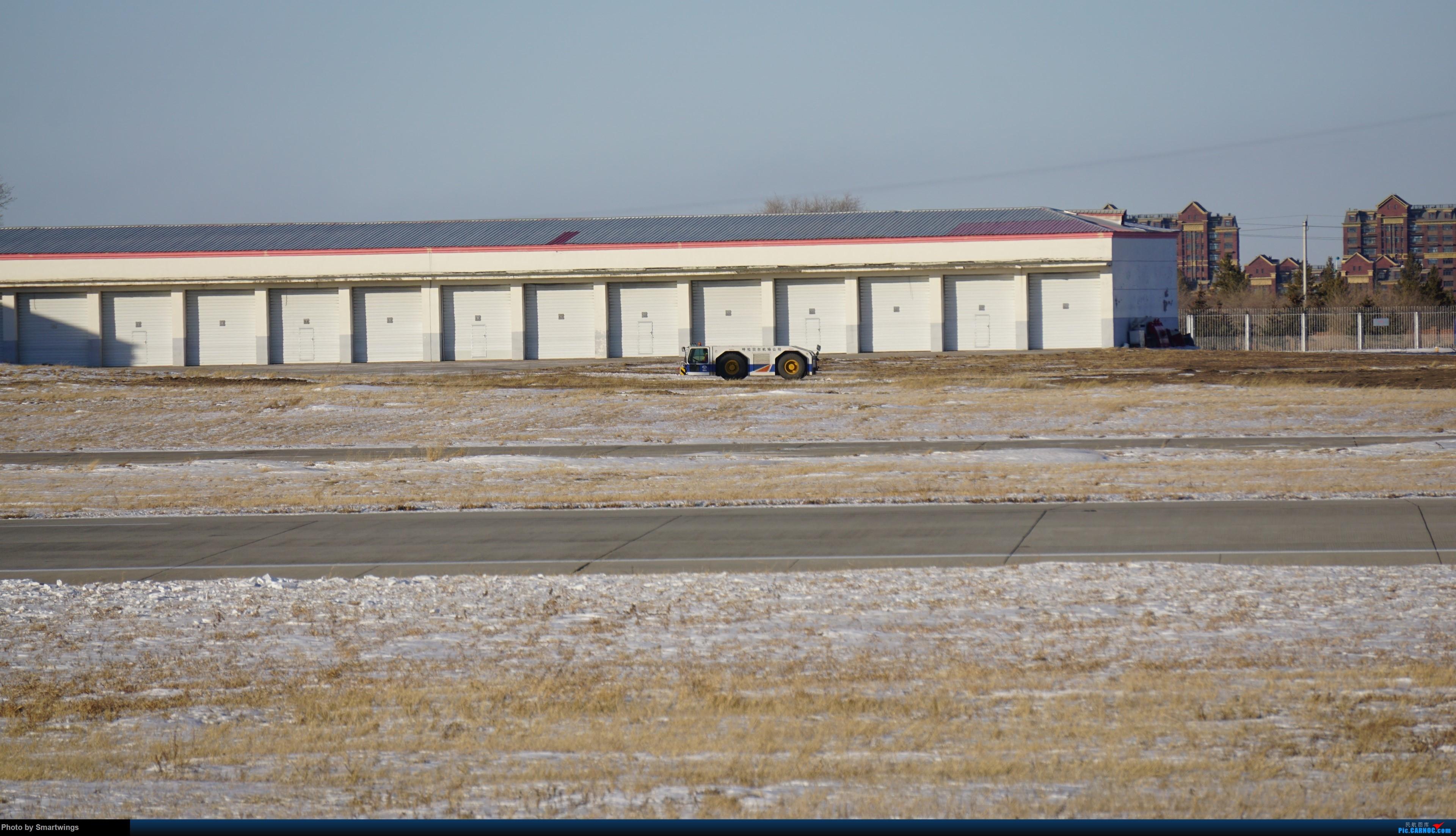 Re:[原创]呼伦贝尔机场冬日午后    中国海拉尔东山机场