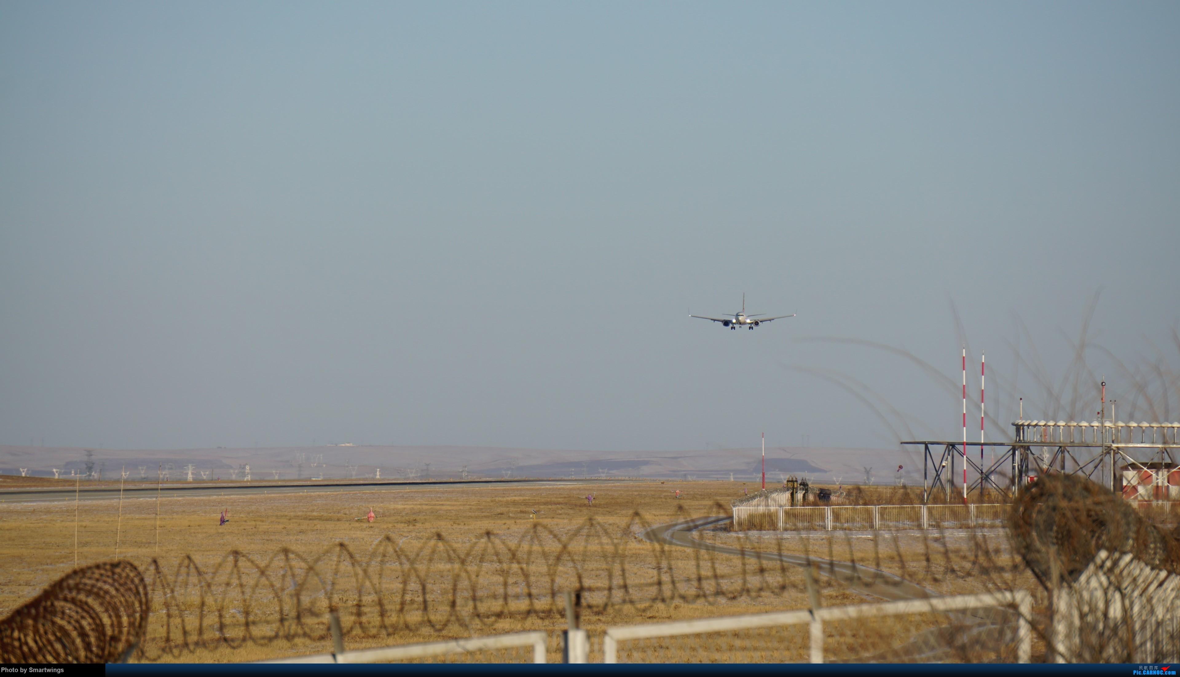 Re:[原创]呼伦贝尔机场冬日午后 BOEING 737-800 B-1141 中国海拉尔东山机场