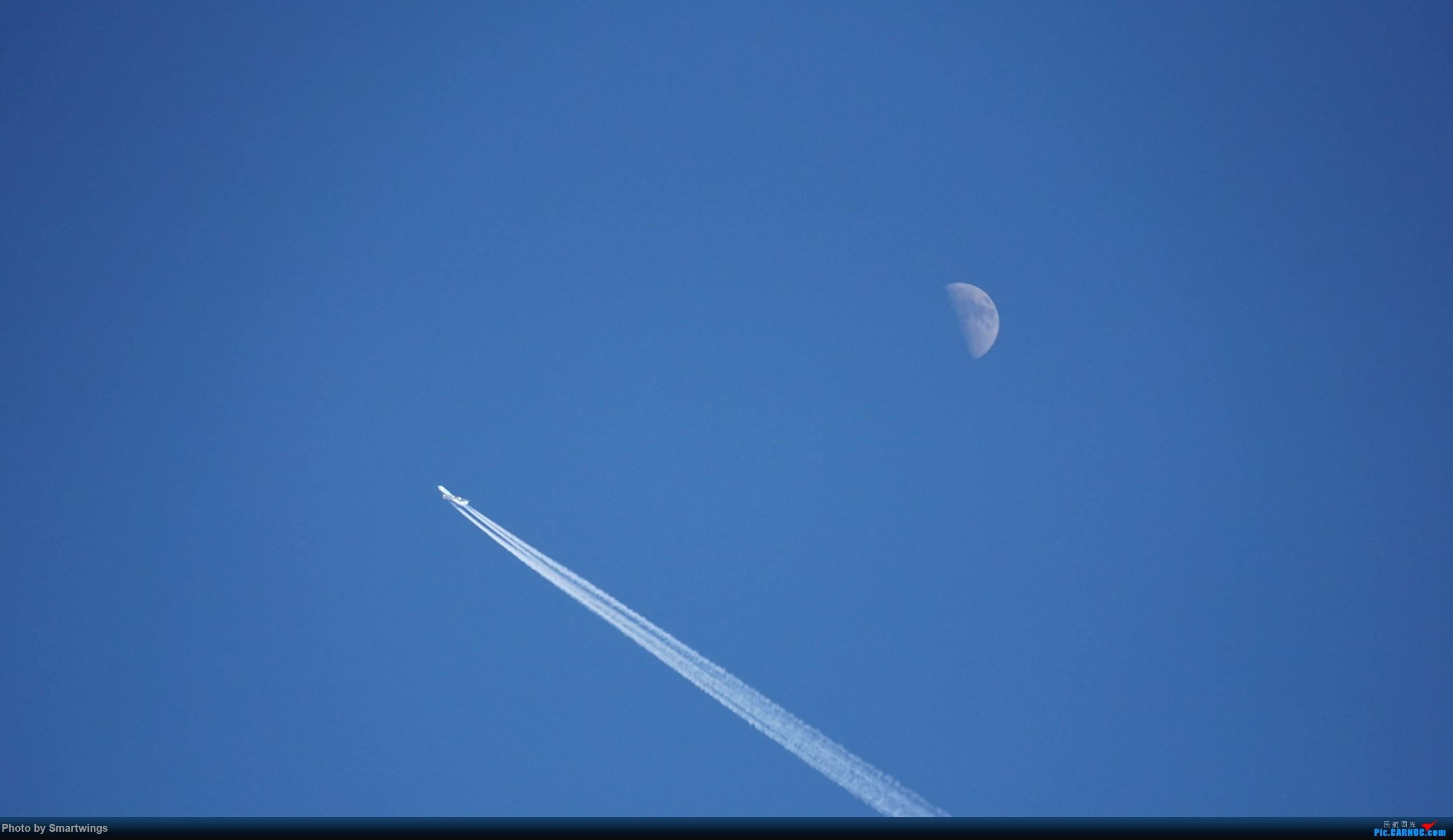 Re:[原创]呼伦贝尔机场冬日午后 BOEING 747-8I  海拉尔