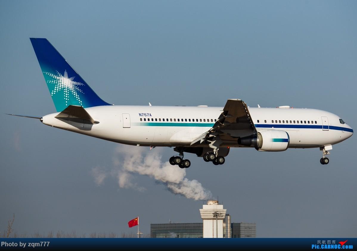 Re:沙特阿拉伯王储访华 BOEING 767-200 N767A 北京首都国际机场