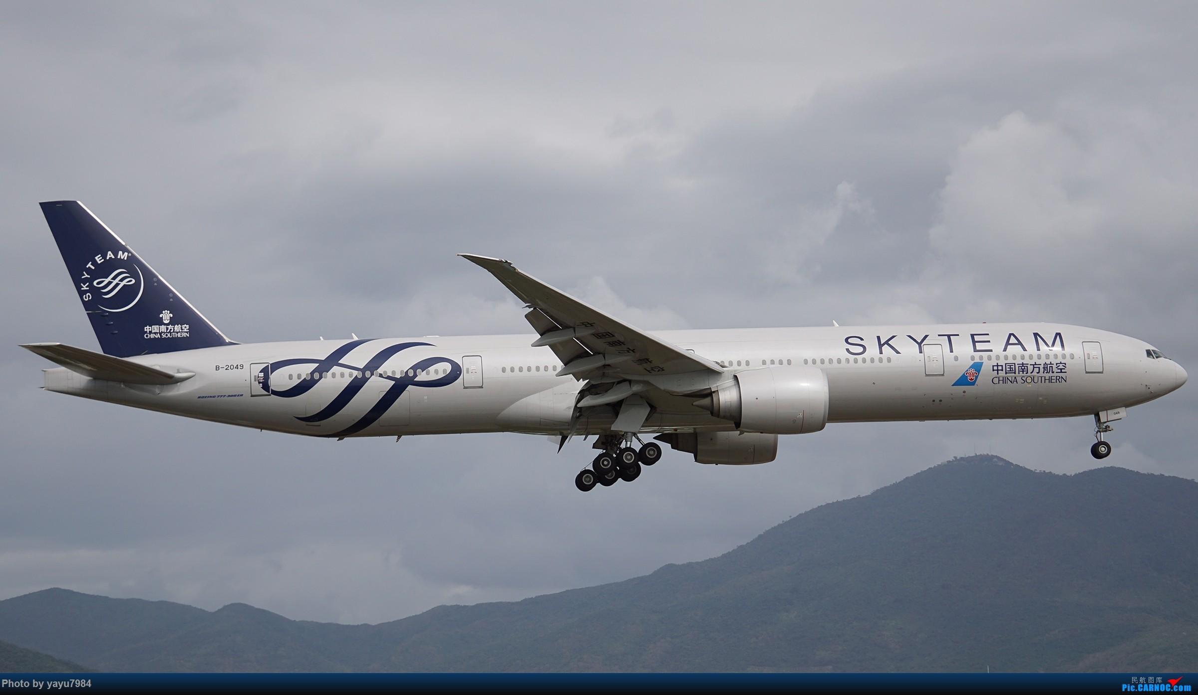 Re:[原创][SYX] 回国首拍,春运高峰时段的三亚凤凰国际机场 BOEING 777-300ER B-2049 中国三亚凤凰国际机场