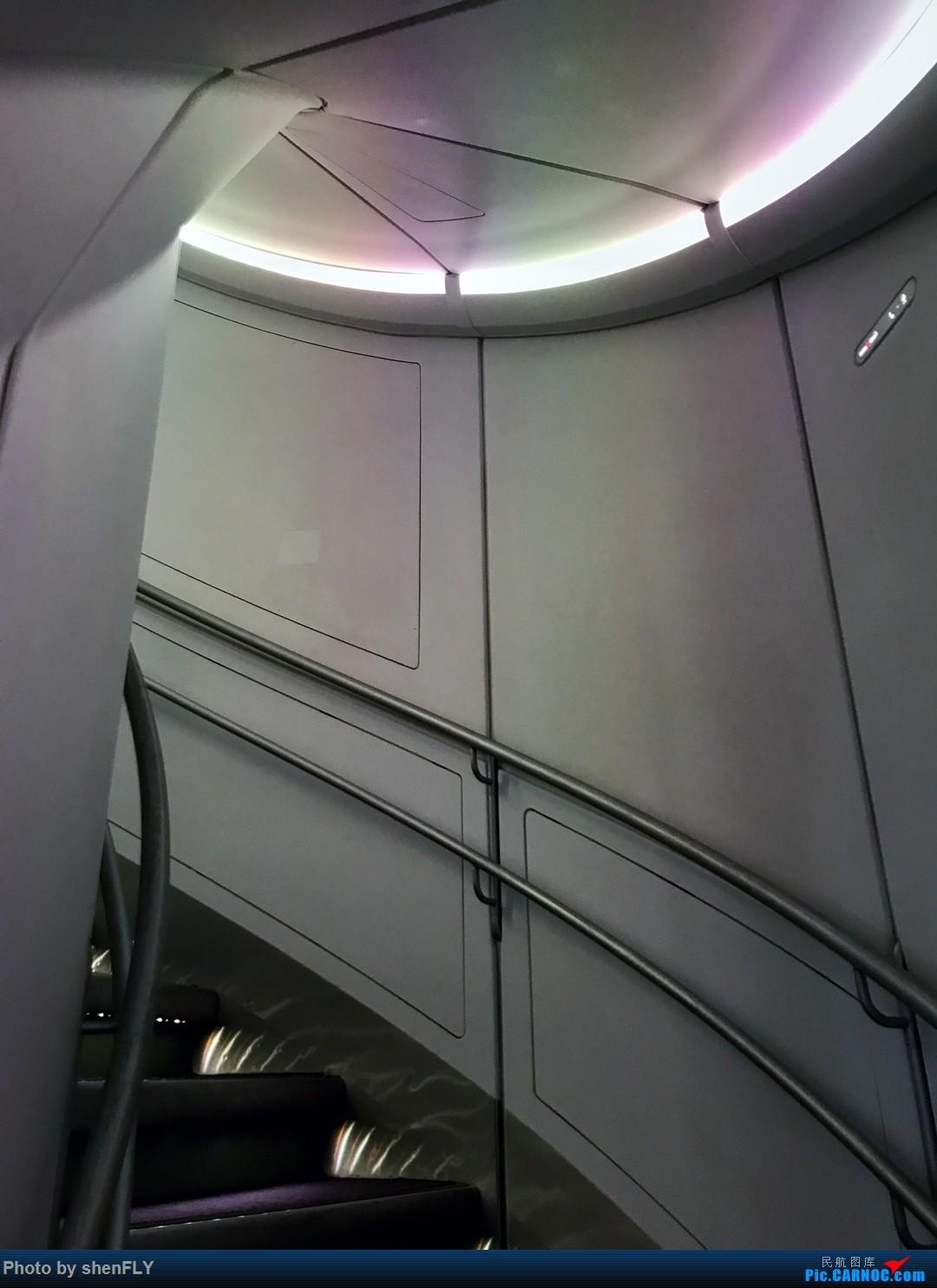 Re:[原创]***【南航A380】CZ3000 PEK-CAN 明星航班的超凡体验回忆 *** AIRBUS A380 B-6136 中国北京首都国际机场