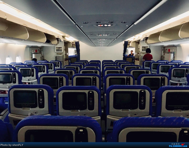 Re:[原创]***【南航A380】CZ3000 PEK-CAN 明星航班的超凡体验回忆 *** AIRBUS A380 B-6139 中国北京首都国际机场