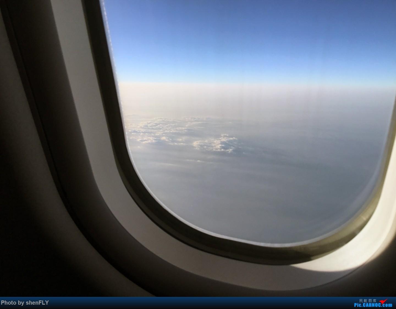 Re:[原创]【孔雀彩绘73G】NKG-KMG A332 C舱 & LJG-SHA B73G 孔雀彩绘