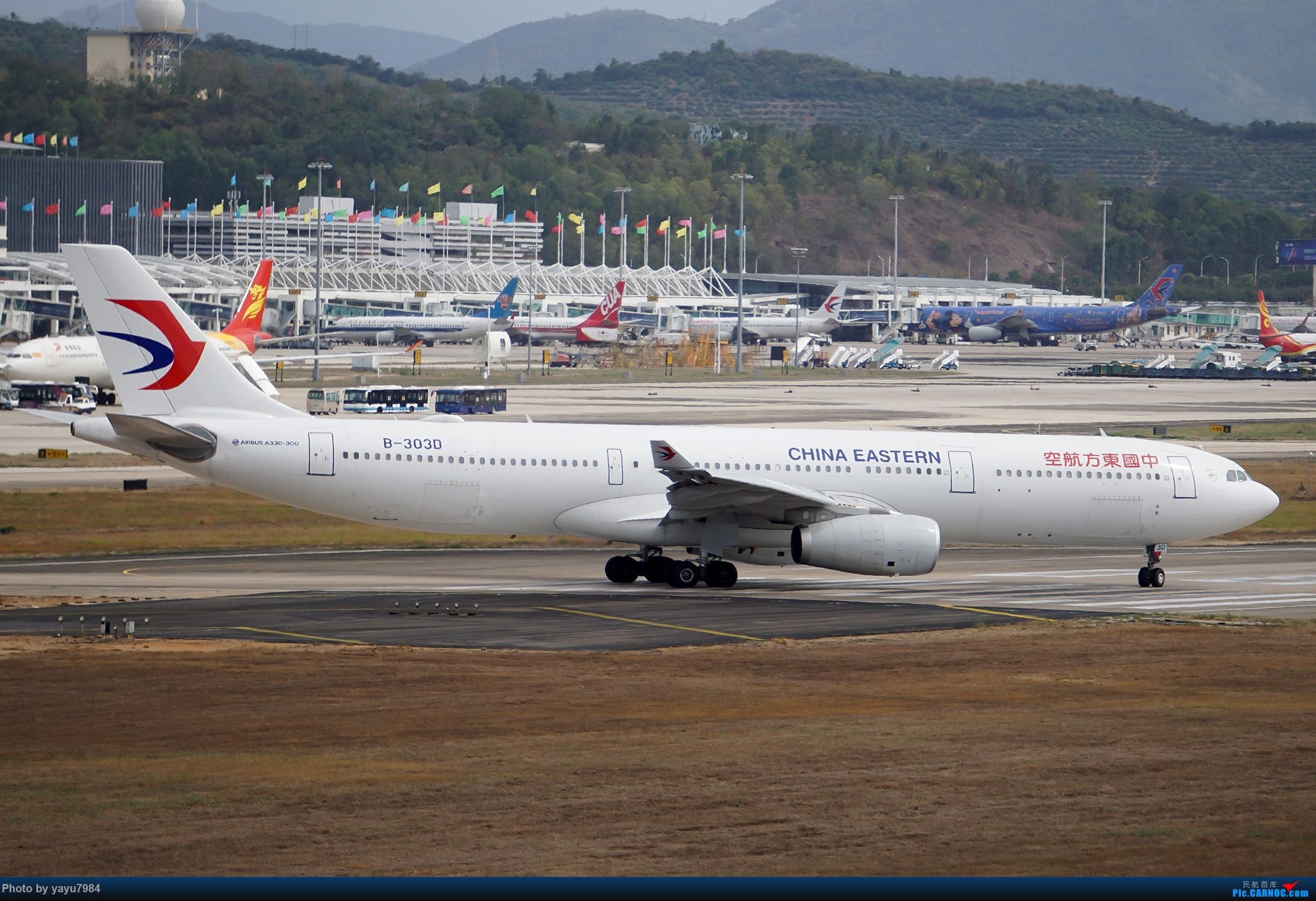 Re:[原创][SYX] 回国首拍,春运高峰时段的三亚凤凰国际机场 AIRBUS A330-300 B-303D 中国三亚凤凰国际机场
