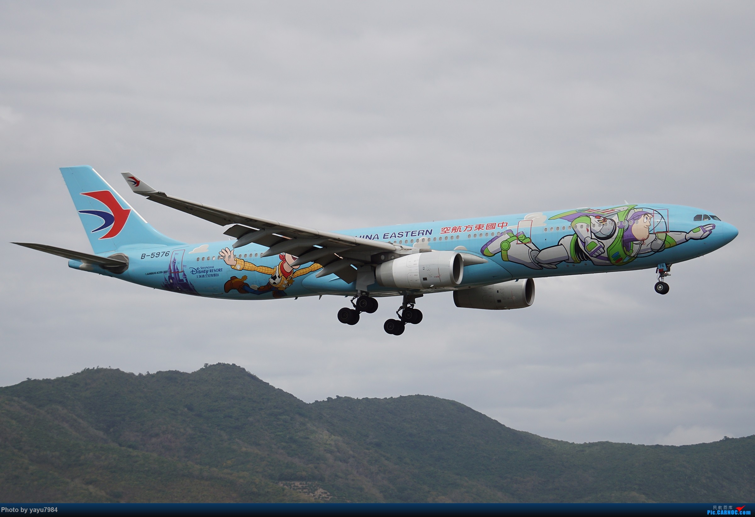Re:[原创][SYX] 回国首拍,春运高峰时段的三亚凤凰国际机场 AIRBUS A330-300 B-5976 中国三亚凤凰国际机场