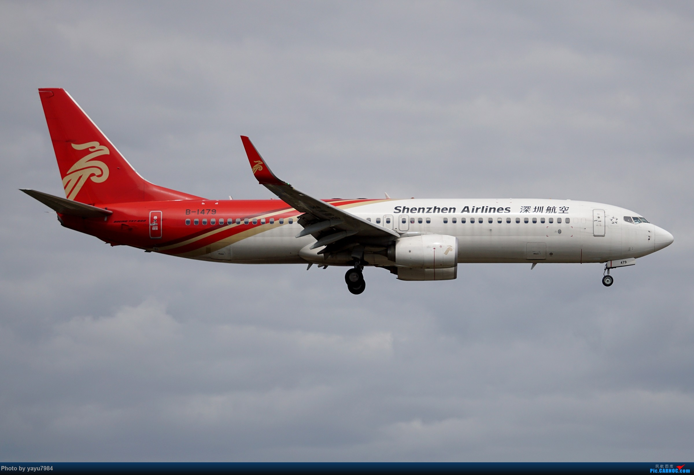 Re:[原创][SYX] 回国首拍,春运高峰时段的三亚凤凰国际机场 BOEING 737-800 B-1479 中国三亚凤凰国际机场