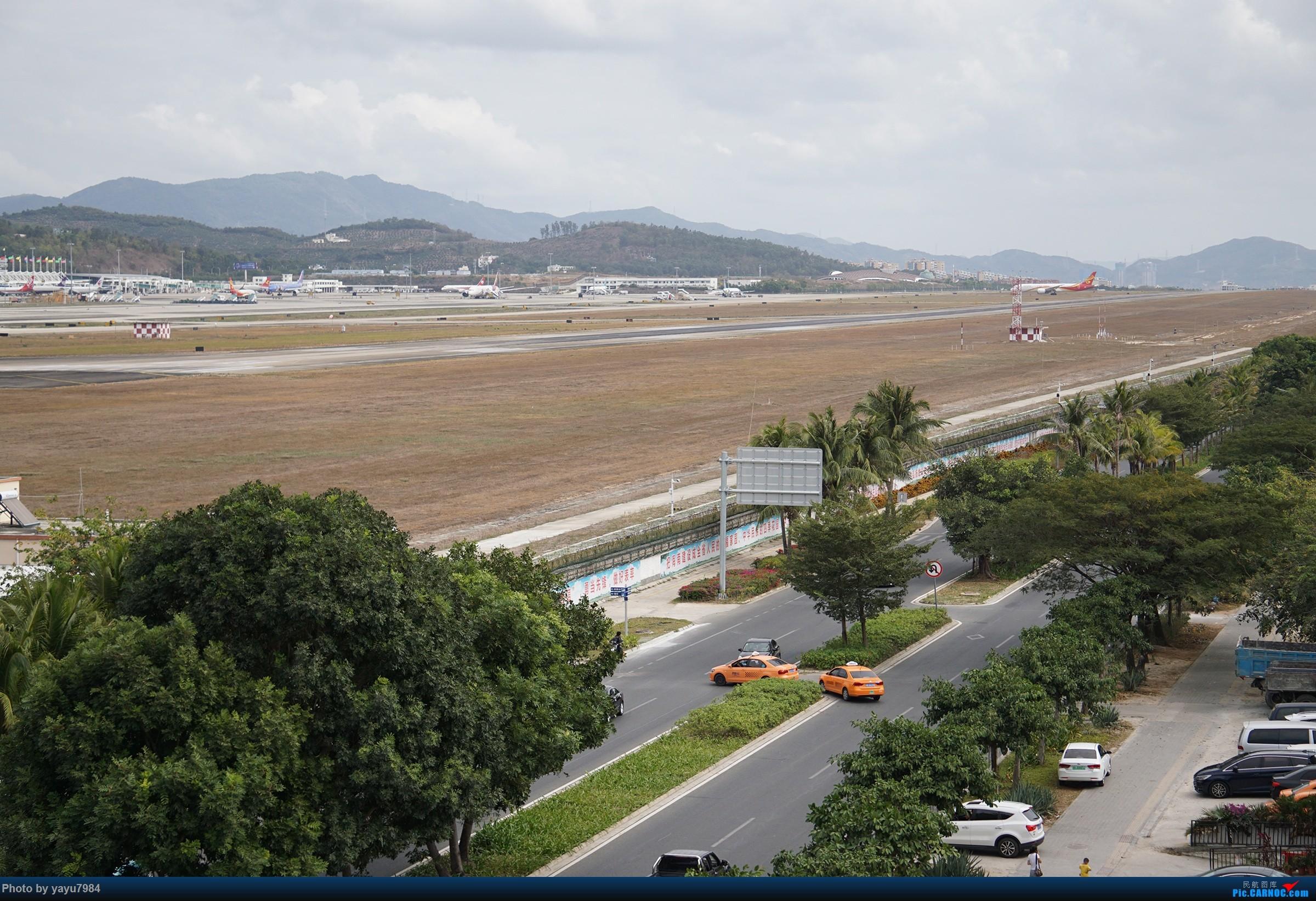 Re:[原创][SYX] 回国首拍,春运高峰时段的三亚凤凰国际机场    中国三亚凤凰国际机场