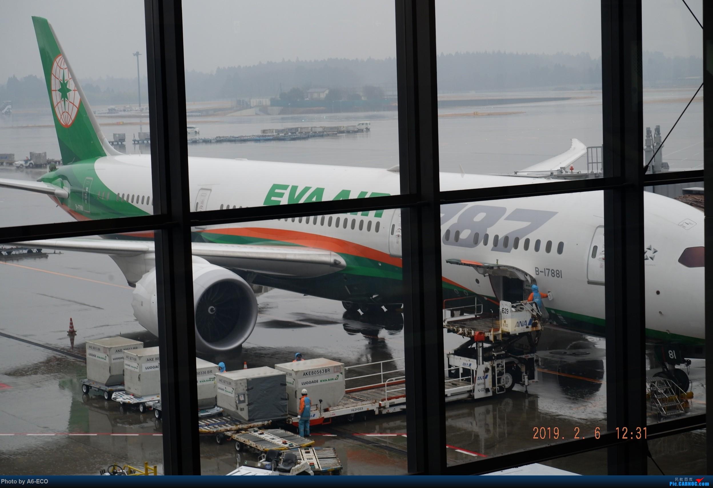 Re:Re:[原创]【SAL B767-300ER B-2566】赶在退役前的最后飞行 BOEING 787-9 B-17881 日本东京成田机场