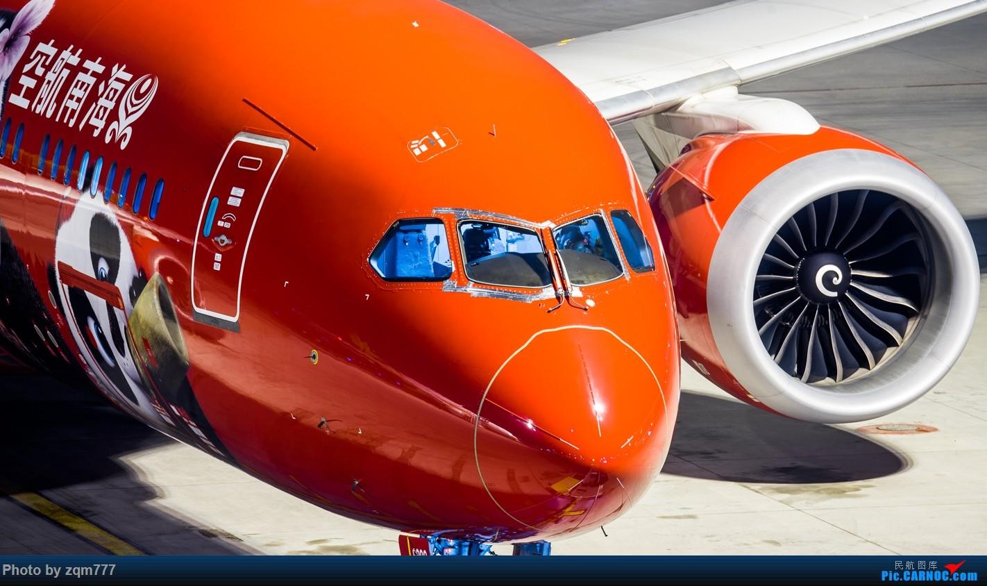 Re:PEK&MFM夜拍 BOEING 787-9 B-6998 中国北京首都国际机场