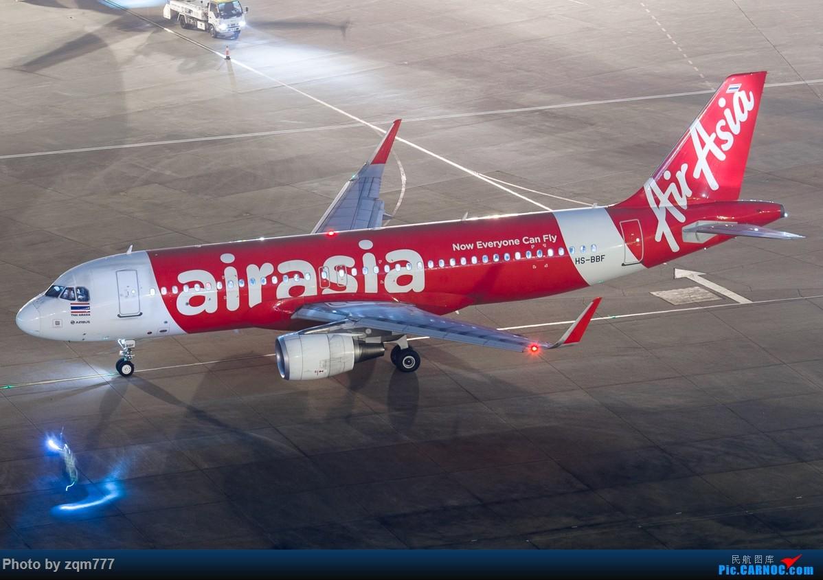 Re:PEK&MFM夜拍 AIRBUS A320-200 HS-BBF 中国澳门国际机场