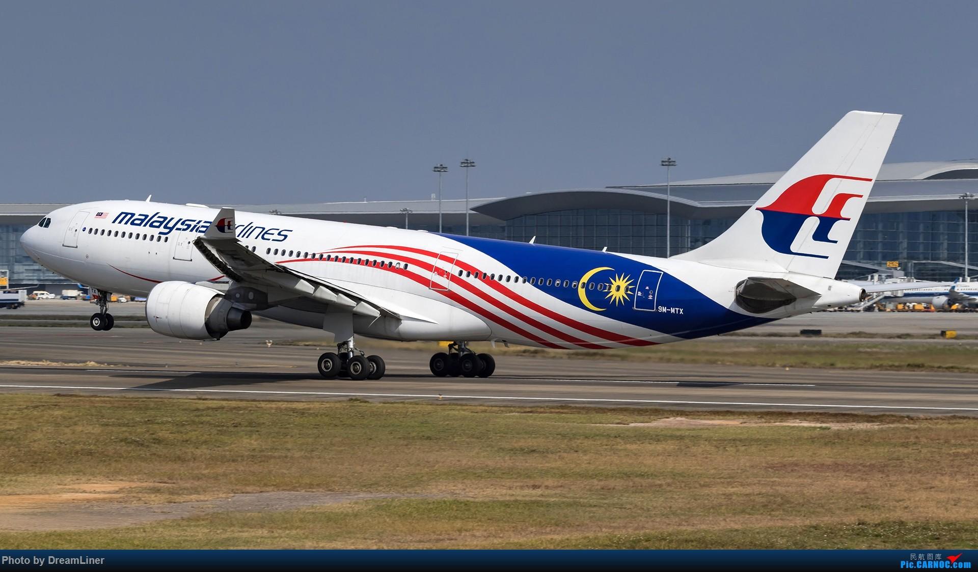[原创]【CAN】失踪人口回归 AIRBUS A330-200 9M-MTX 中国广州白云国际机场
