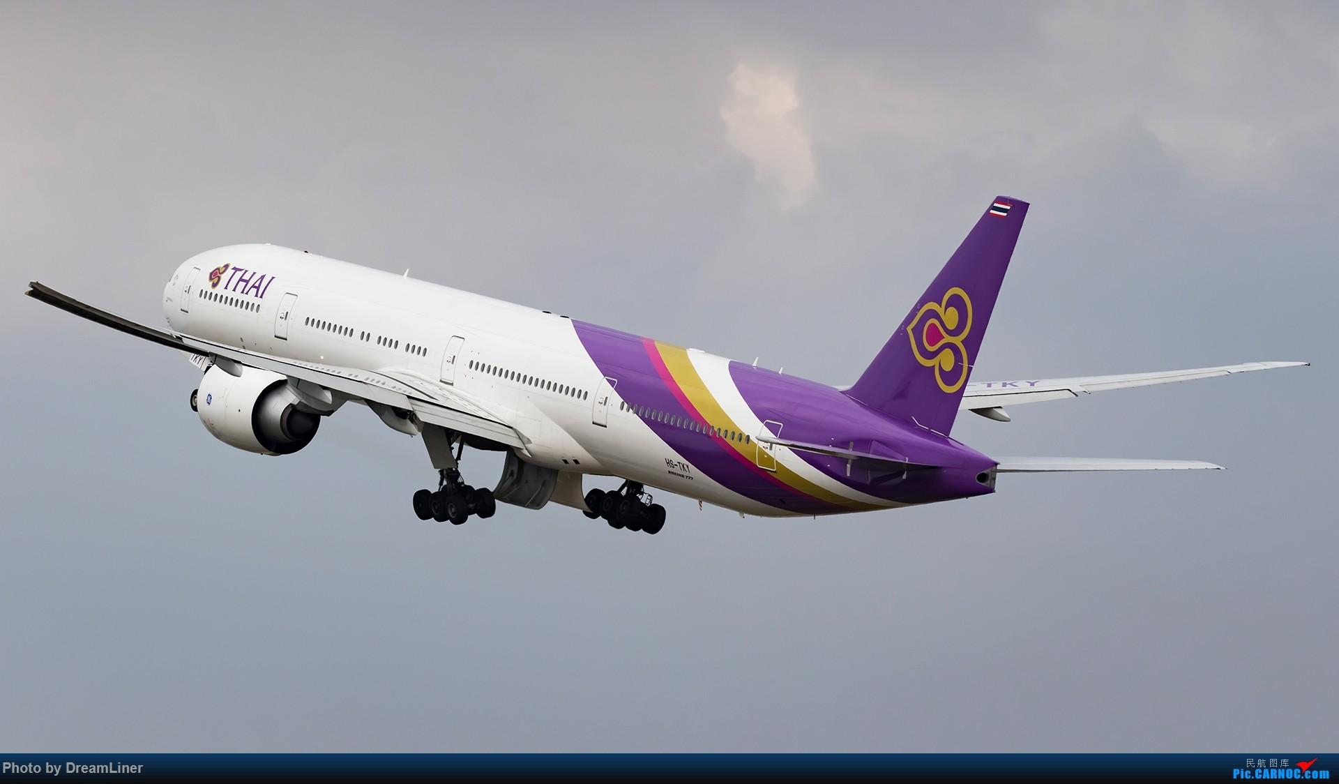 Re:[原创]【CAN】失踪人口回归 BOEING 777-300ER HS-TKY 中国广州白云国际机场