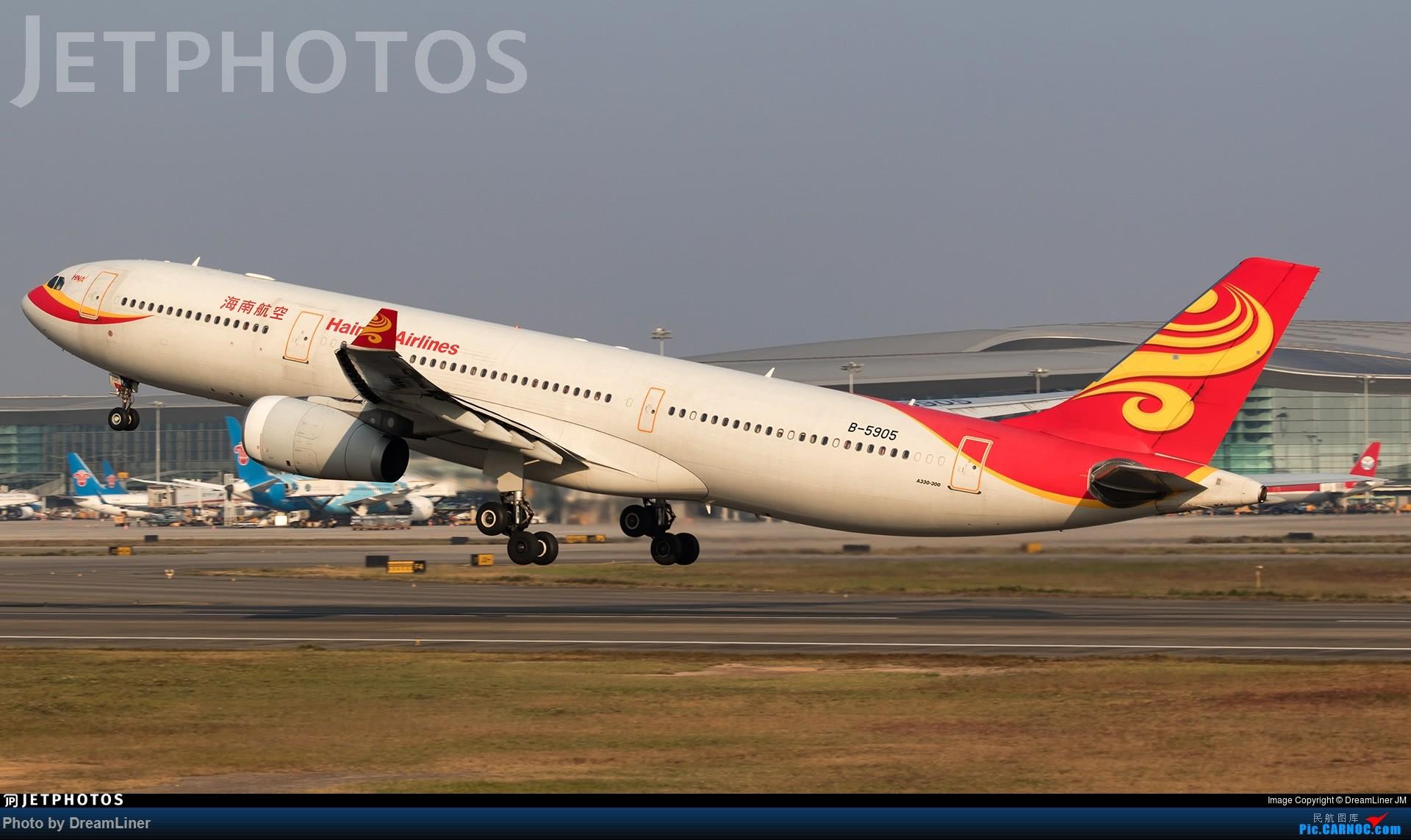 Re:[原创]【CAN】失踪人口回归 AIRBUS A330-300 B-5905 中国广州白云国际机场