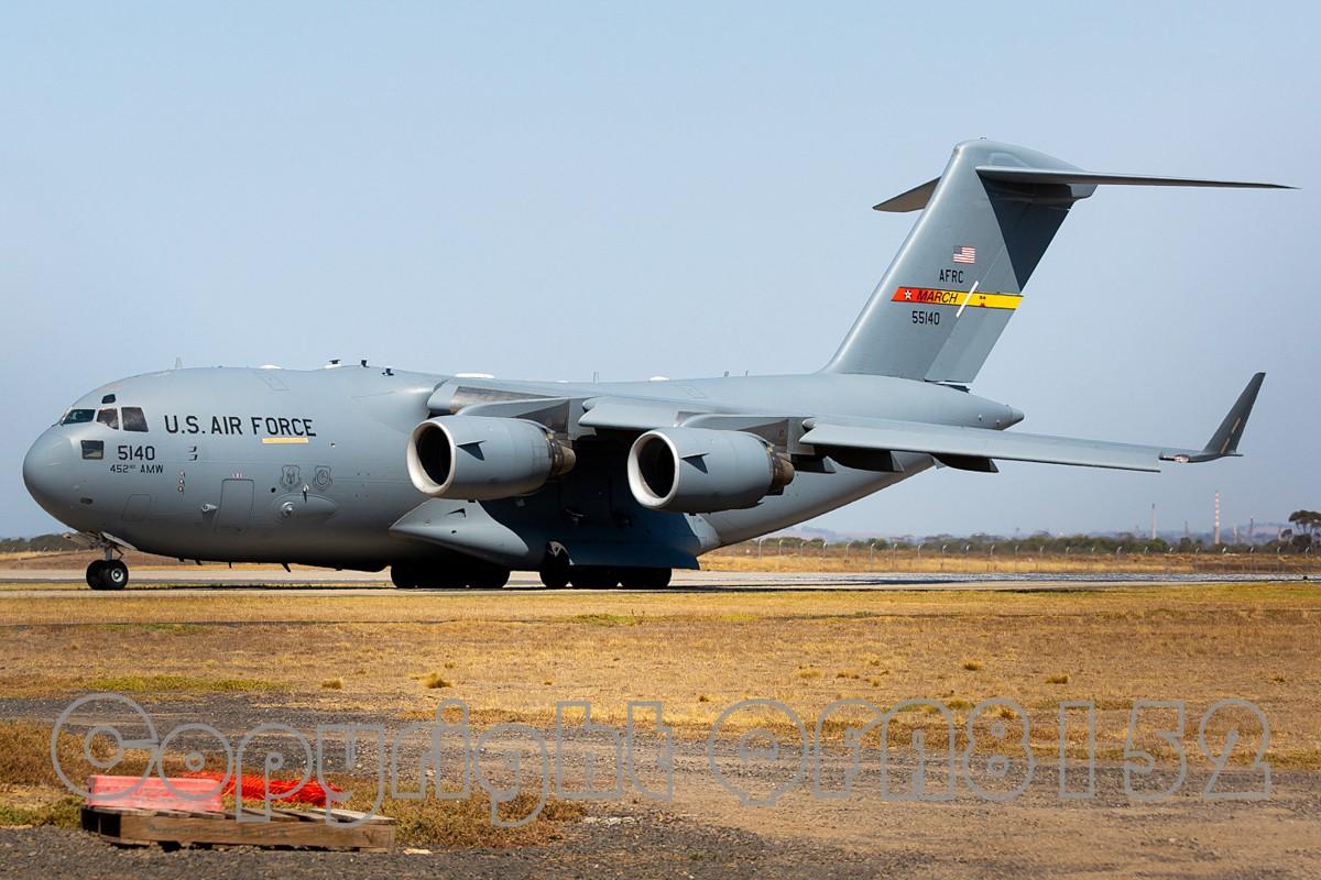 [原创]还是闷声发图吧 C-17 GLOBEMASTER III  澳大利亚爱华隆机场