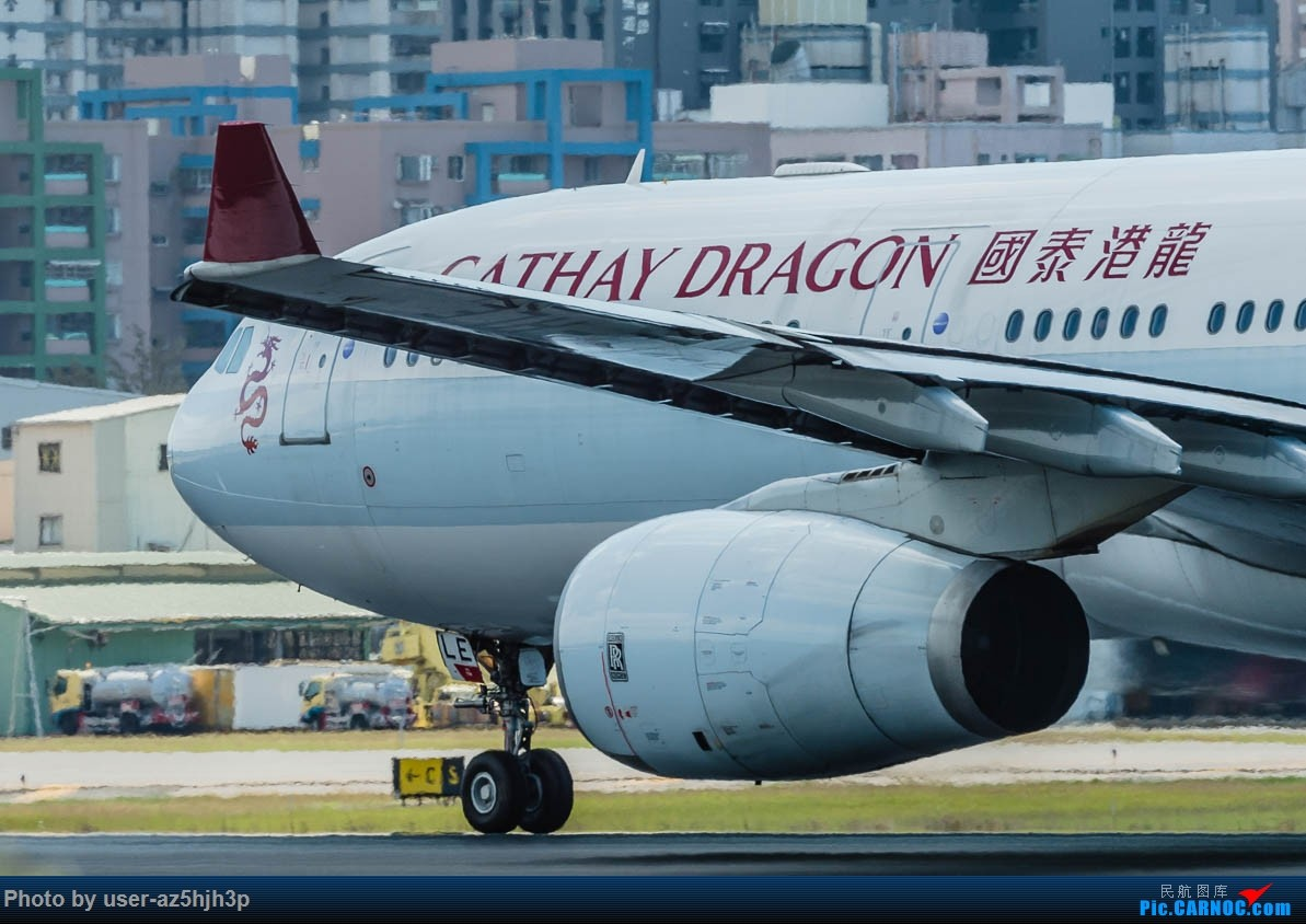 Re:[原创]高雄机场拍飞机 AIRBUS A330-300 B-HLI 高雄国际机场