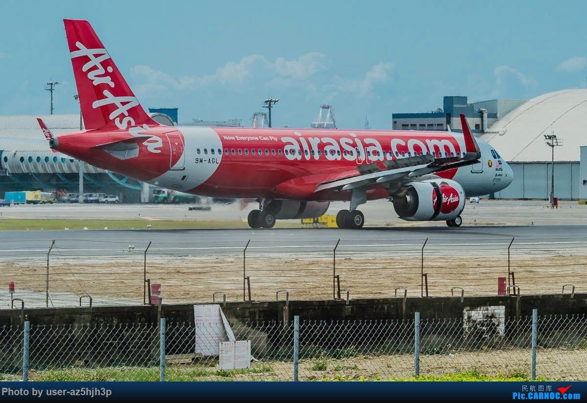 Re:[原创]高雄机场拍飞机 AIRBUS A320 9M-AGL 高雄国际机场