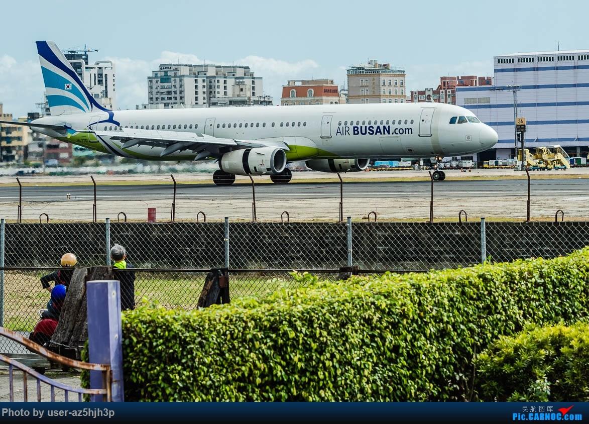 Re:[原创]高雄机场拍飞机 AIRBUS A321 HL-7761 高雄国际机场