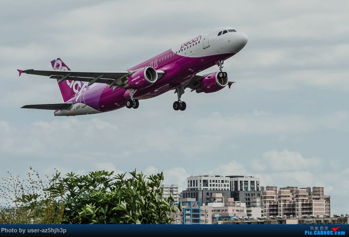 Re:[原创]高雄机场拍飞机 AIRBUS A320 JA822P 高雄国际机场