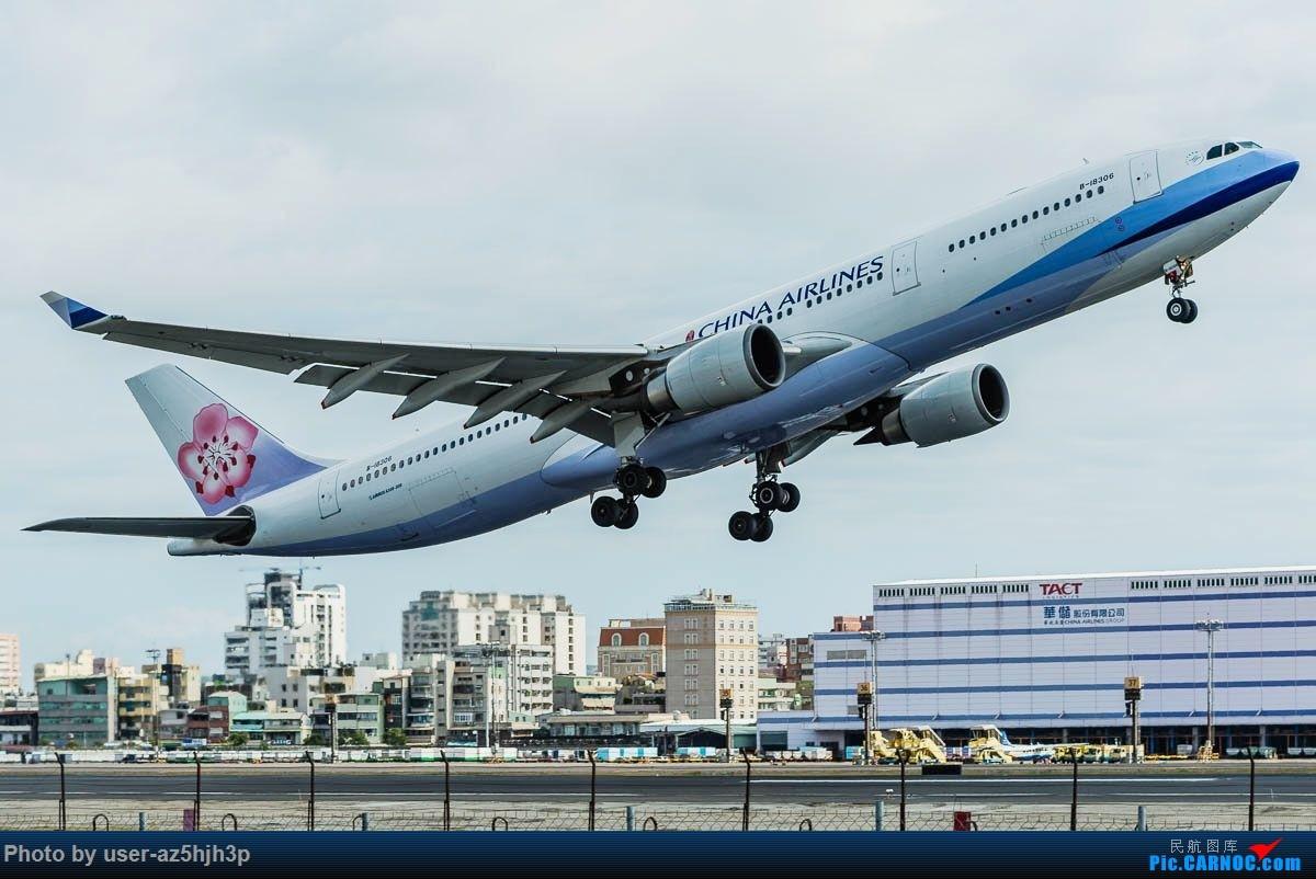Re:[原创]高雄机场拍飞机 AIRBUS A330-300 B-18306 高雄国际机场
