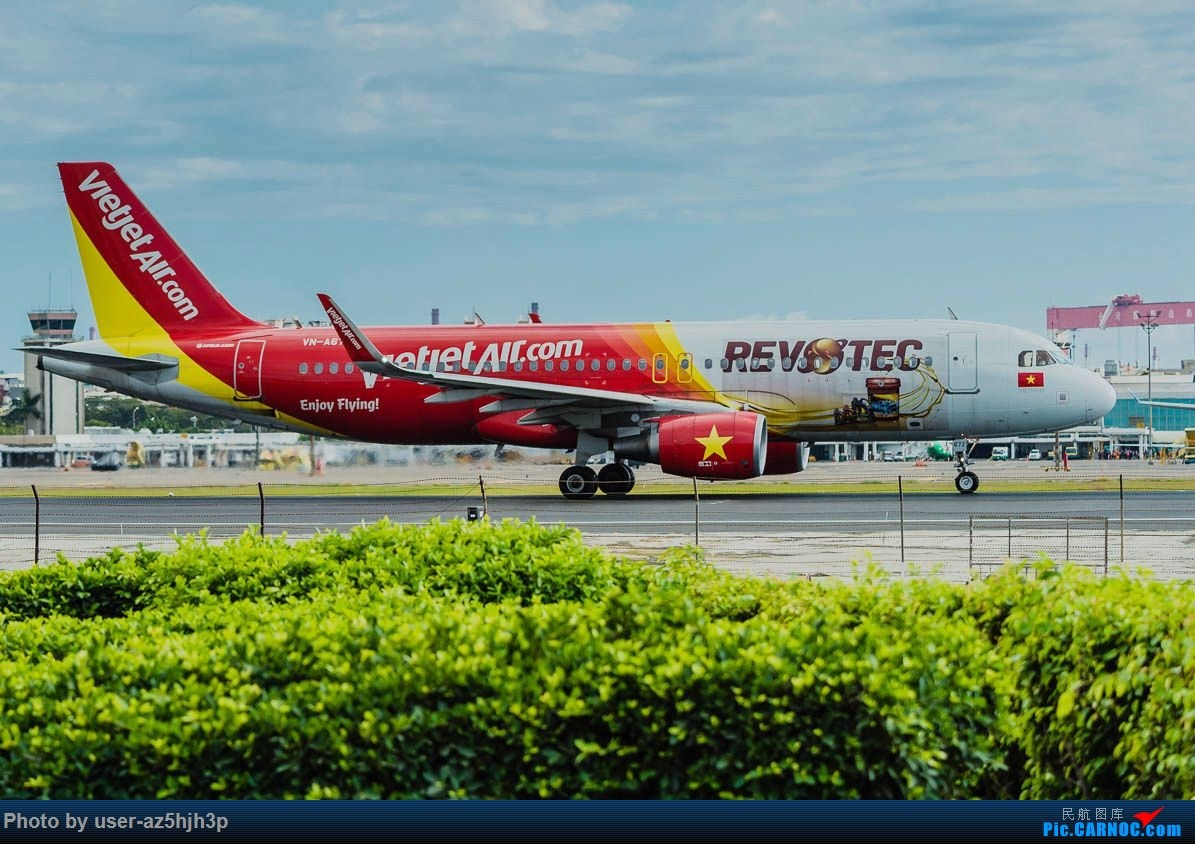 Re:[原创]高雄机场拍飞机 AIRBUS A321 VN-A672 高雄国际机场