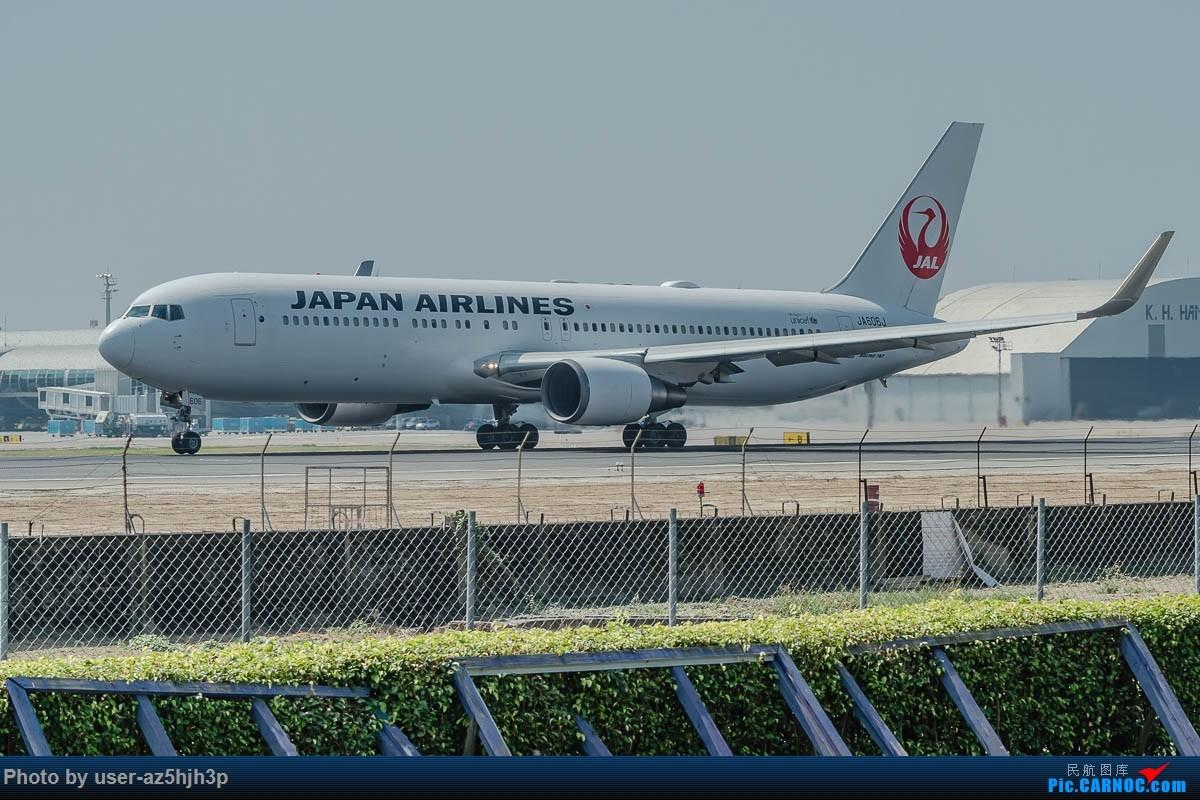 Re:[原创]高雄机场拍飞机 BOEING 767 JA606J 高雄国际机场
