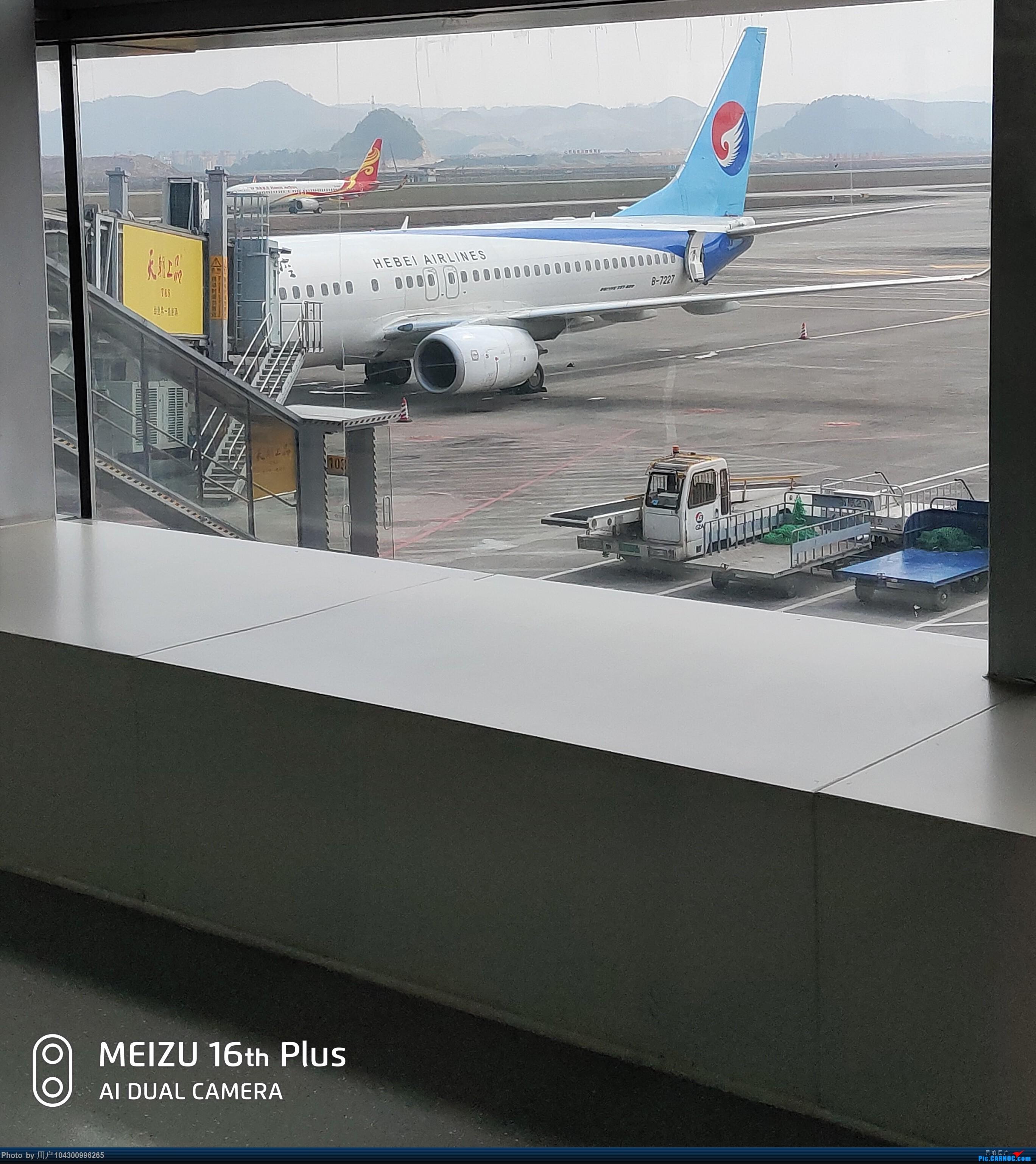 Re:[原创]囧途之贵阳--南京--杭州--贵阳 BOEING 737-800 B-7227 中国贵阳龙洞堡国际机场